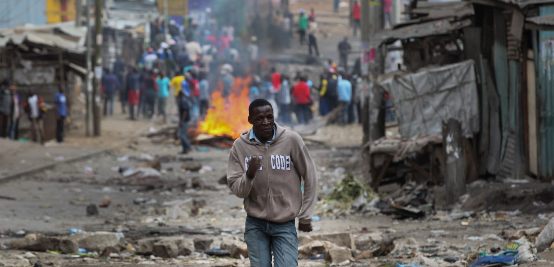 Kenijska oporba tvrdi kako je ubijeno stotinu prosvjednika