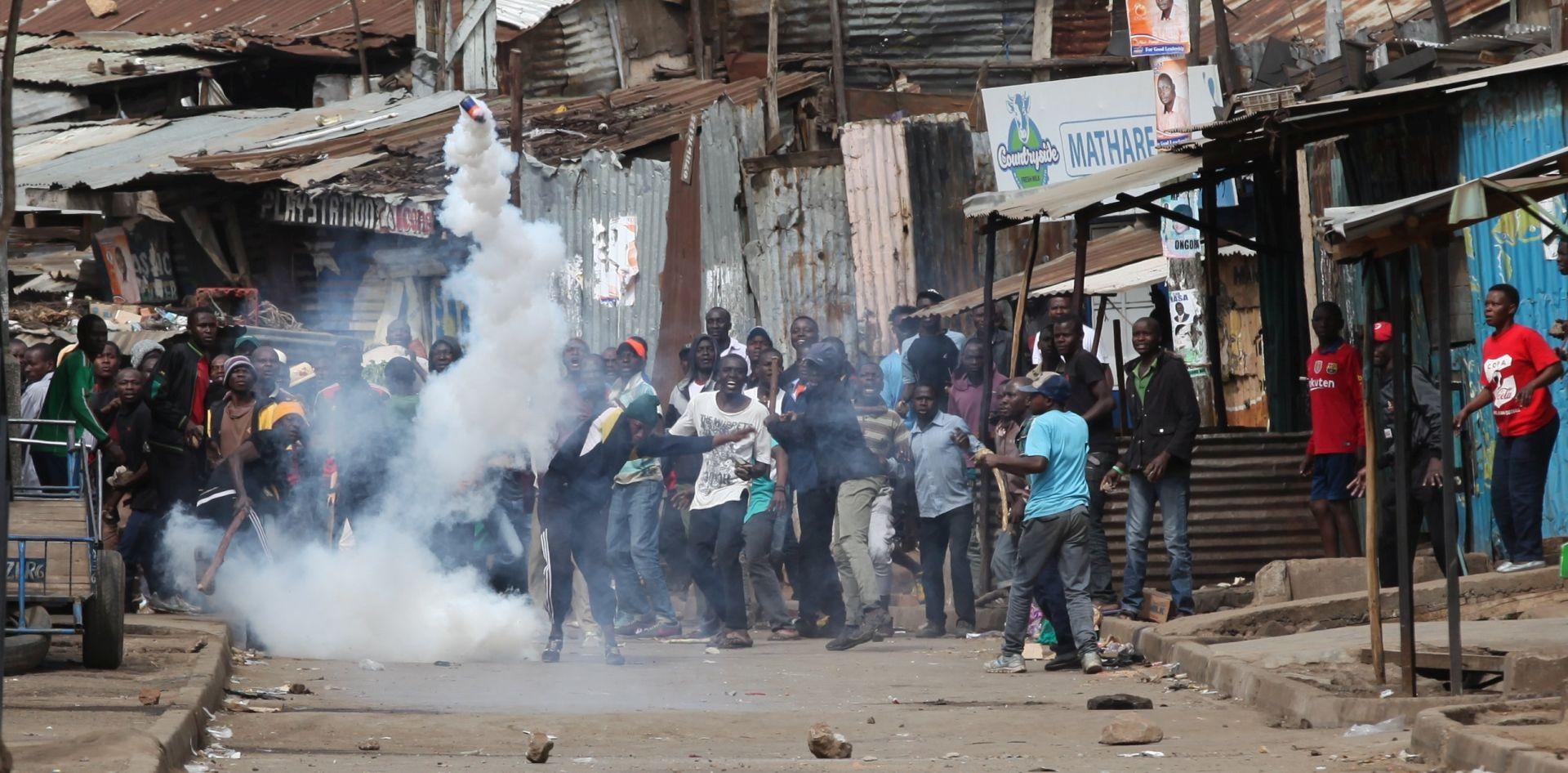 NEREDI NAKON IZBORA U prosvjedima u Keniji 11 mrtvih
