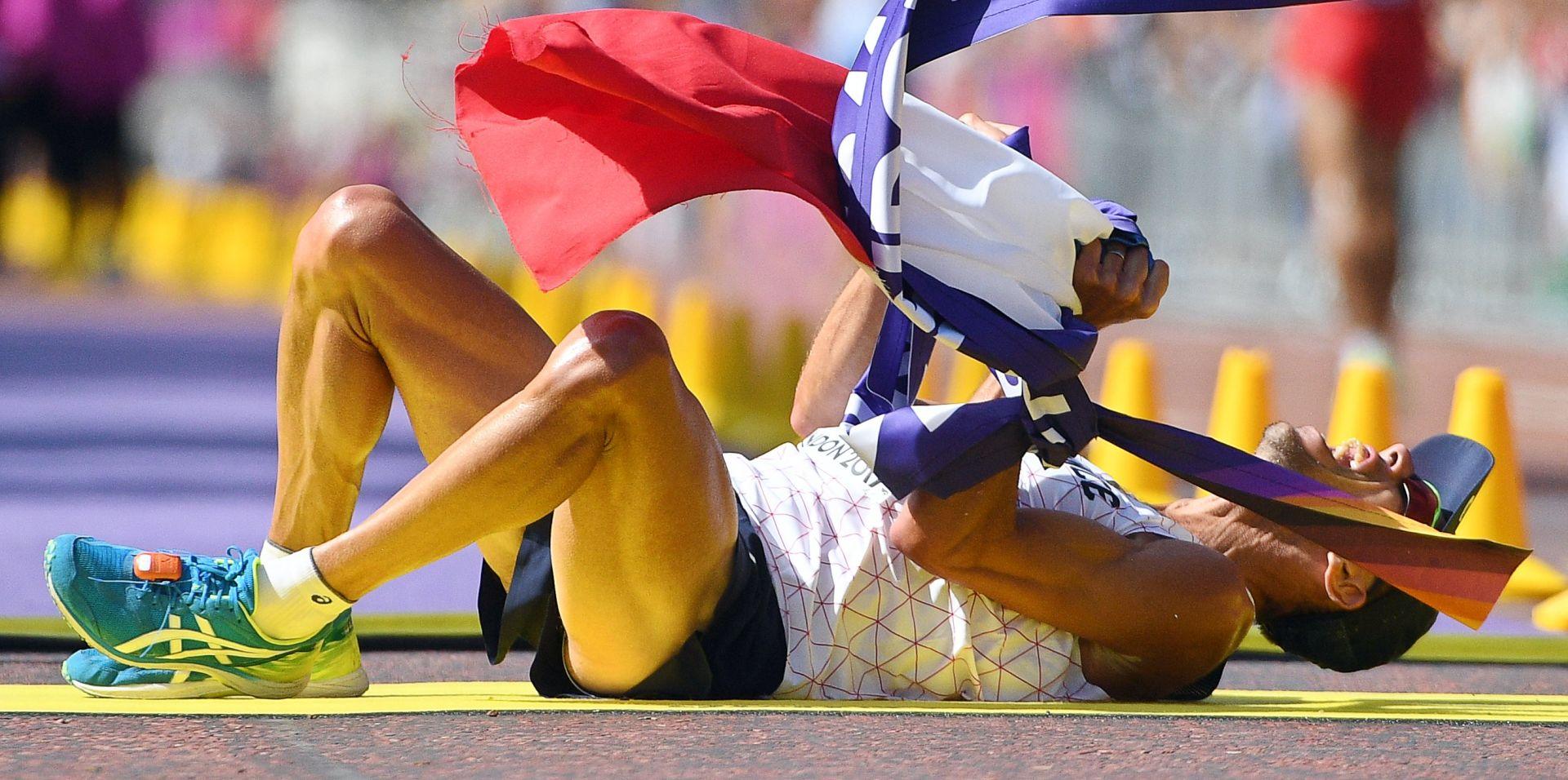 ATLETSKO SP Francuzu Dinizu zlato na 50 km brzo hodanje