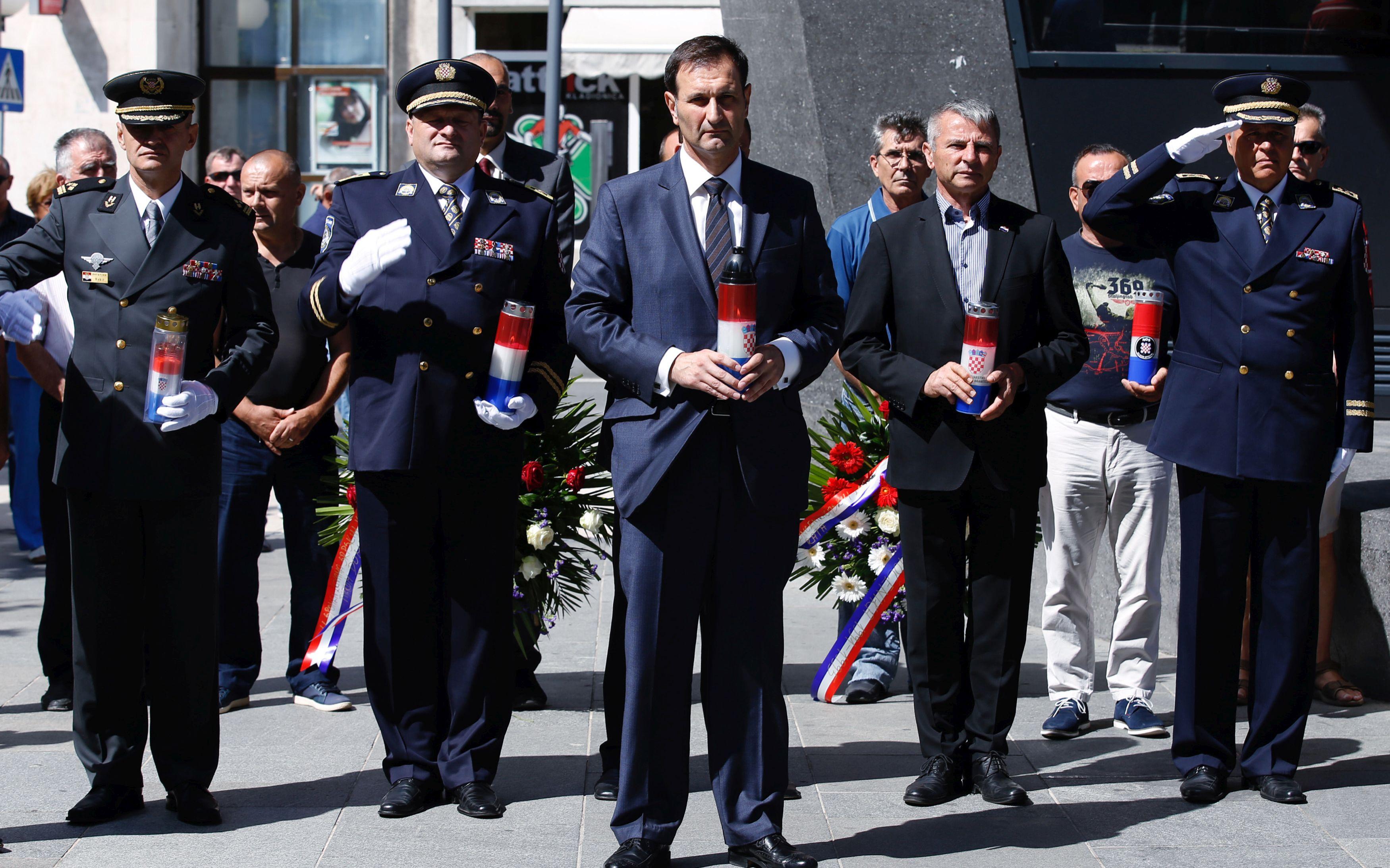 U Kninu obilježen 'Dan logoraša'- Hrvatska treba kvalitetnije skrbiti o logoraškoj populaciji