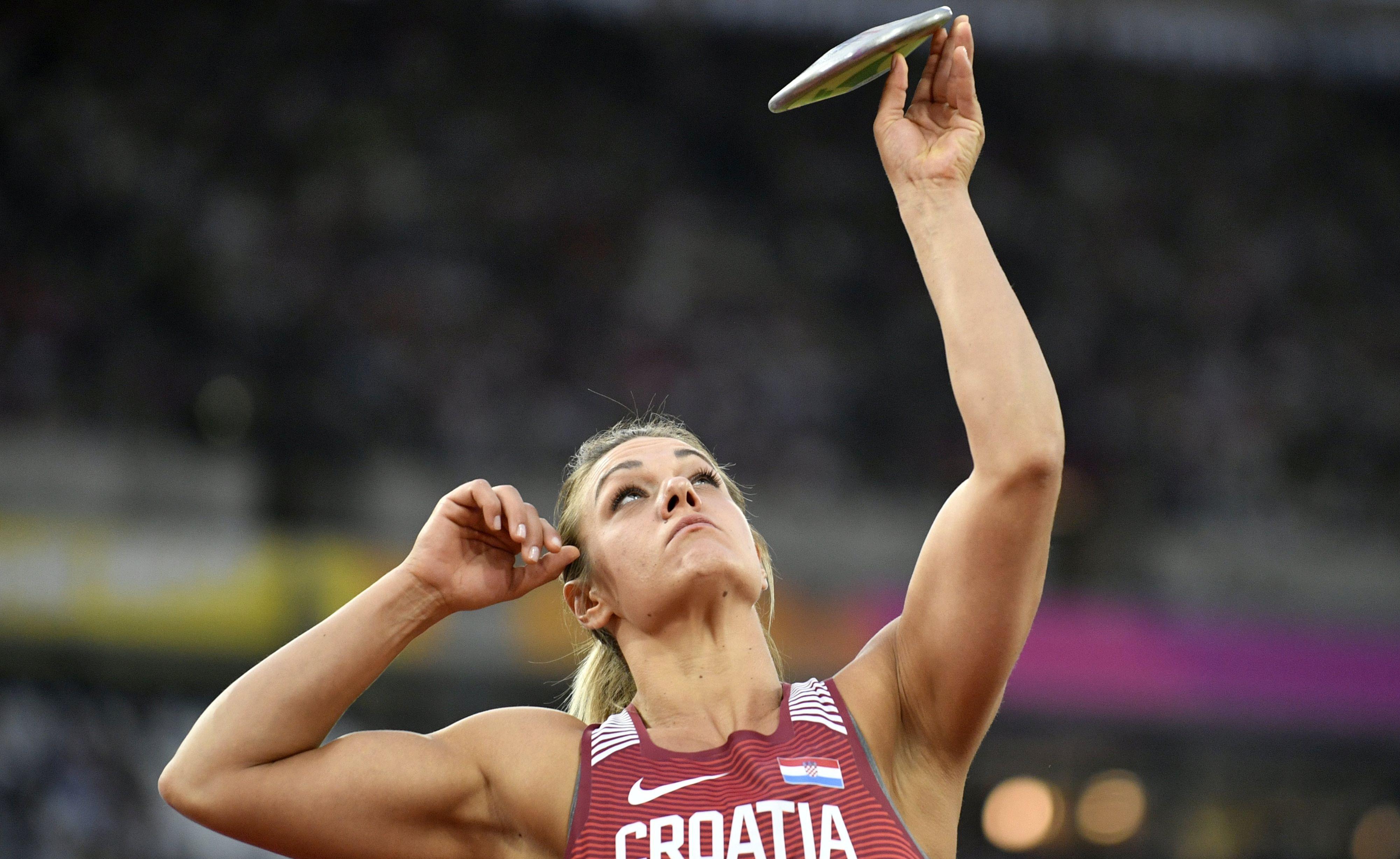 Sandra Perković pobijedila u Birminghamu