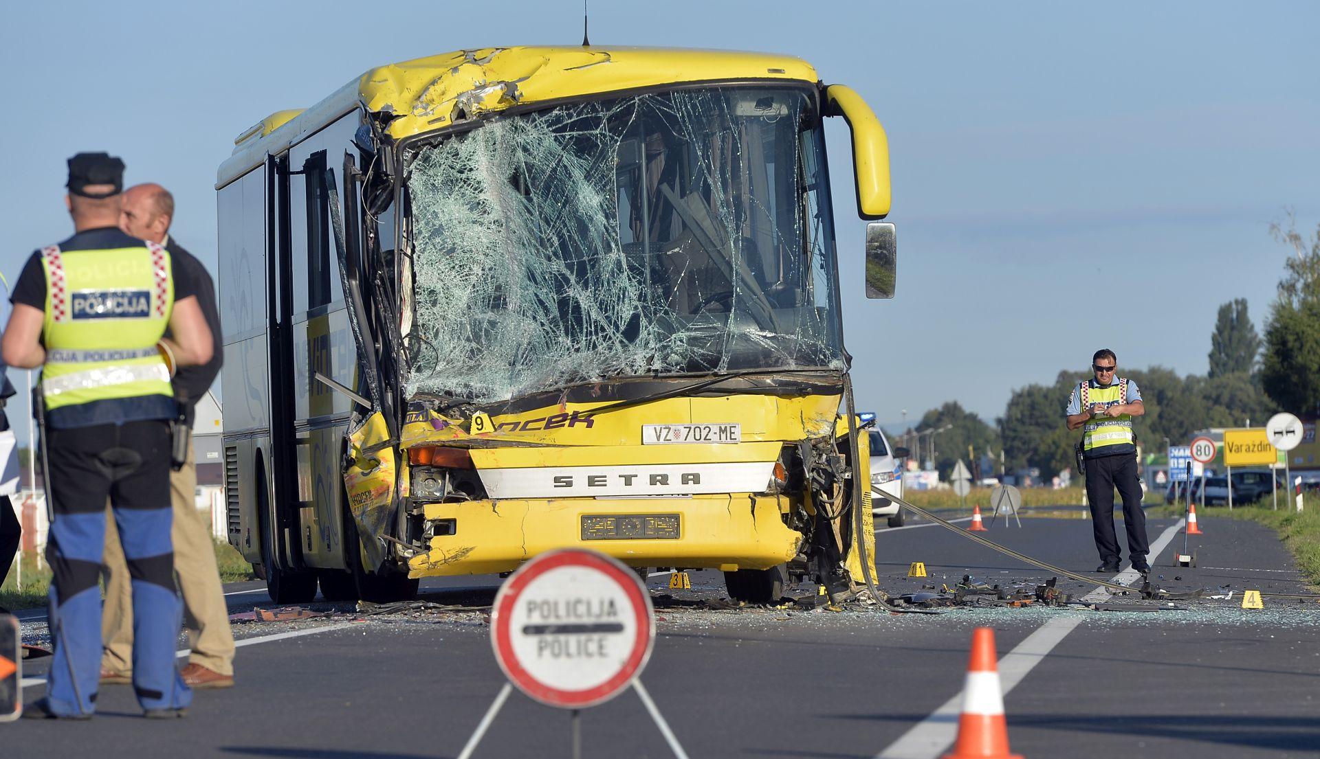 VARAŽDIN Broj ozlijeđenih porastao na 24, do nesreće došlo zbog premalog razmaka