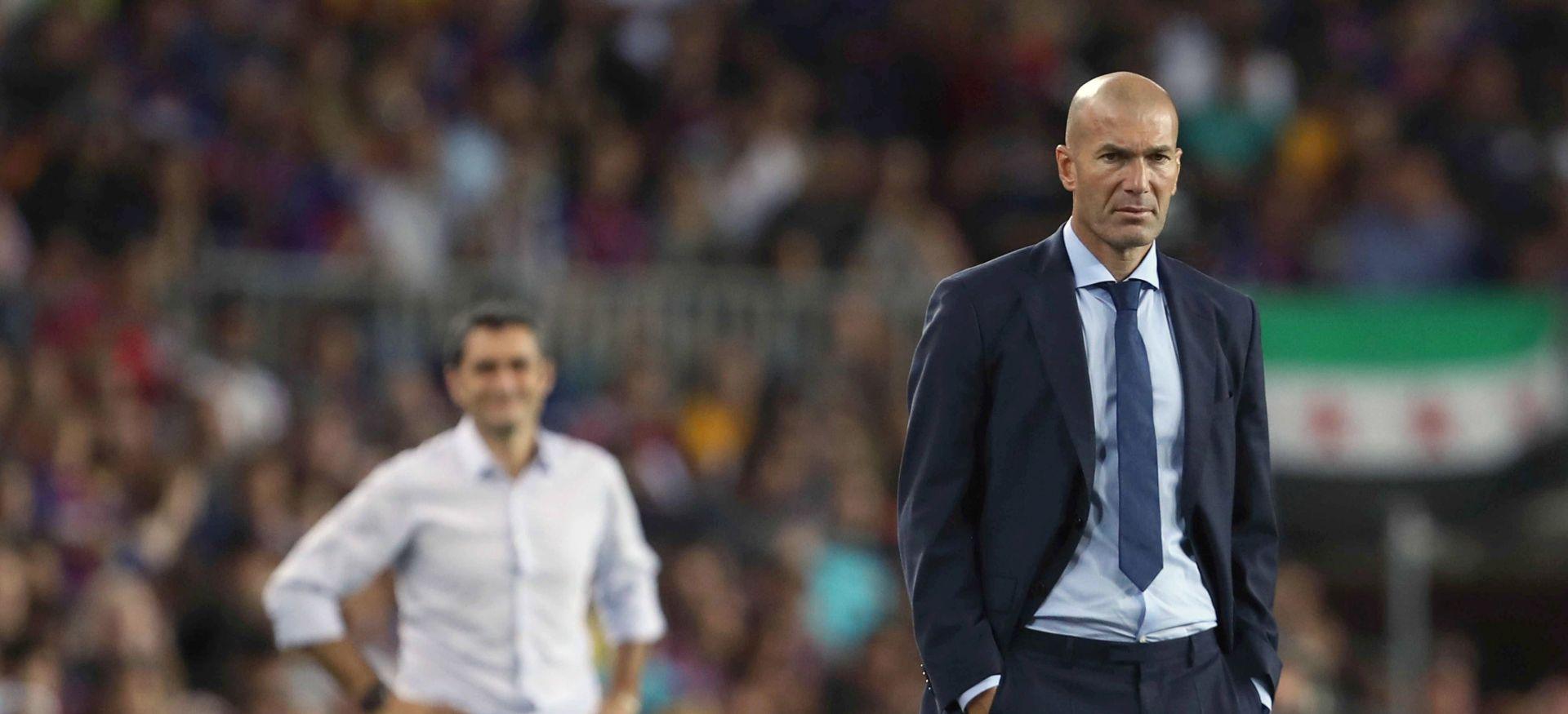 ZIDANE 'Kovačić je odigrao veliku utakmicu protiv Barcelone'