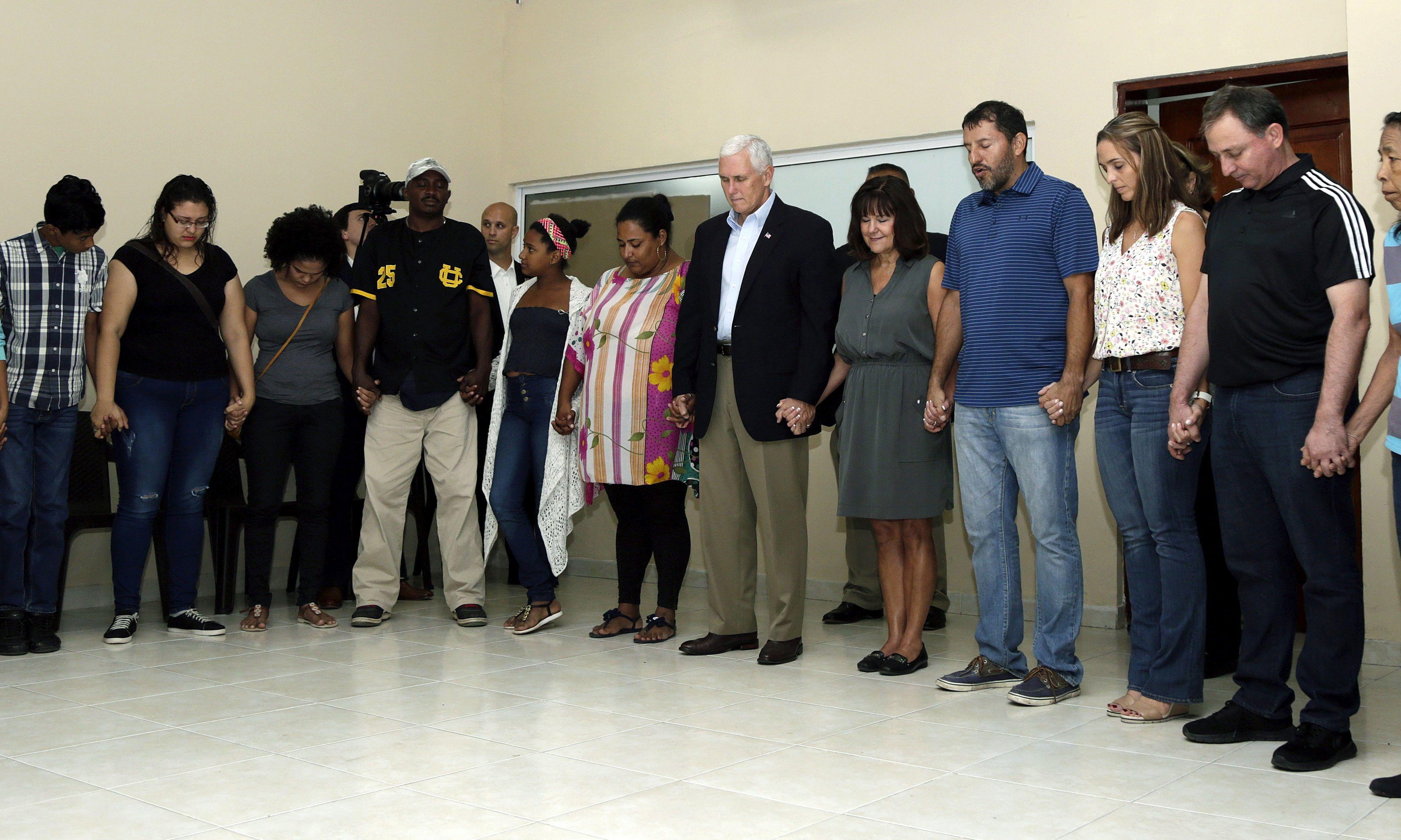 Pence kaže da 'propala država' u Venezueli ugrožava Sjedinjene Države