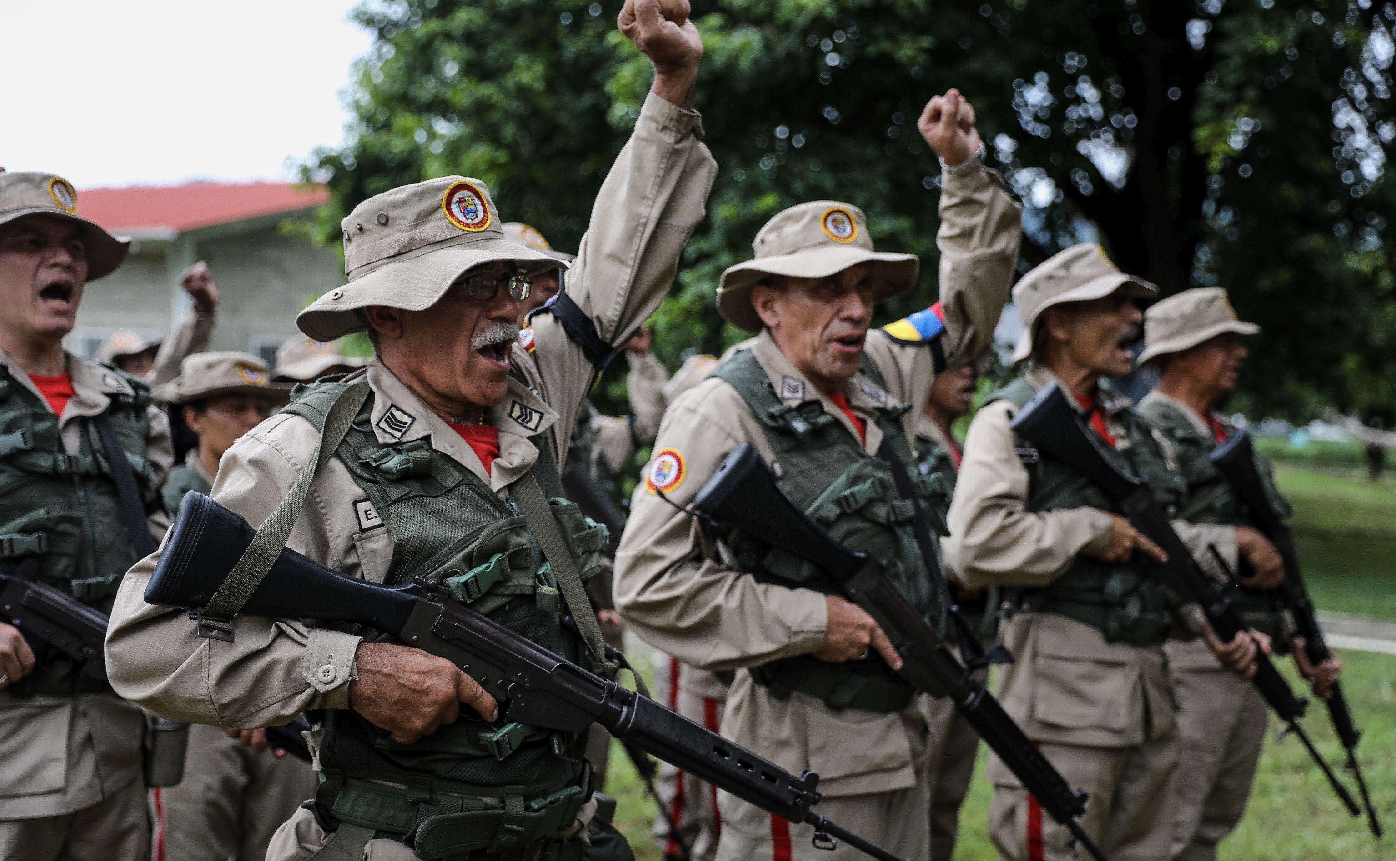 SAD je 'skinuo masku' zaprijetivši Venezueli