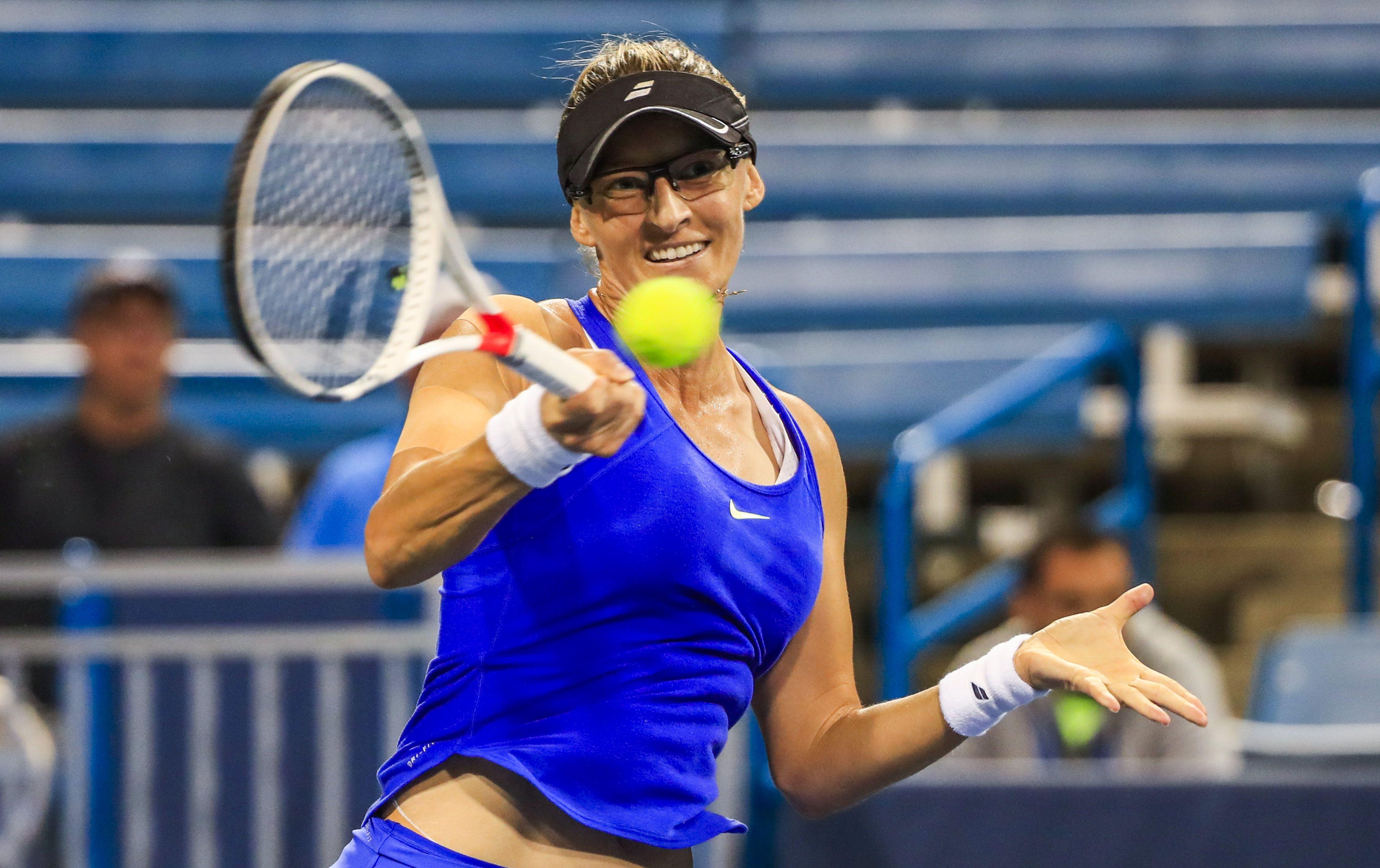 WTA NEW HAVEN Lučić-Baroni prekinula tromjesečni crni niz