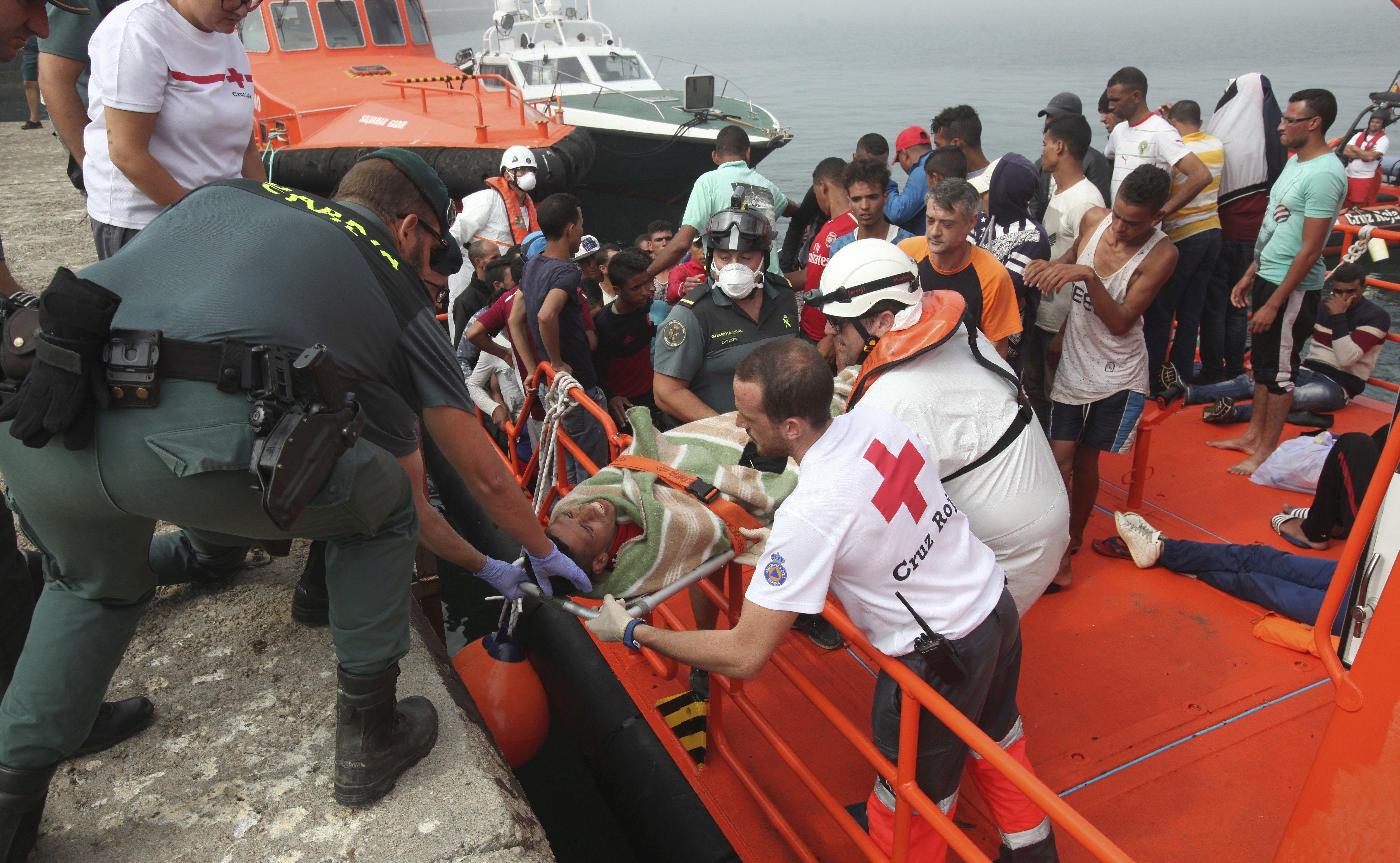 UN Sve veći broj migranata koji stižu u Španjolsku mogao bi predstavljati opasnost