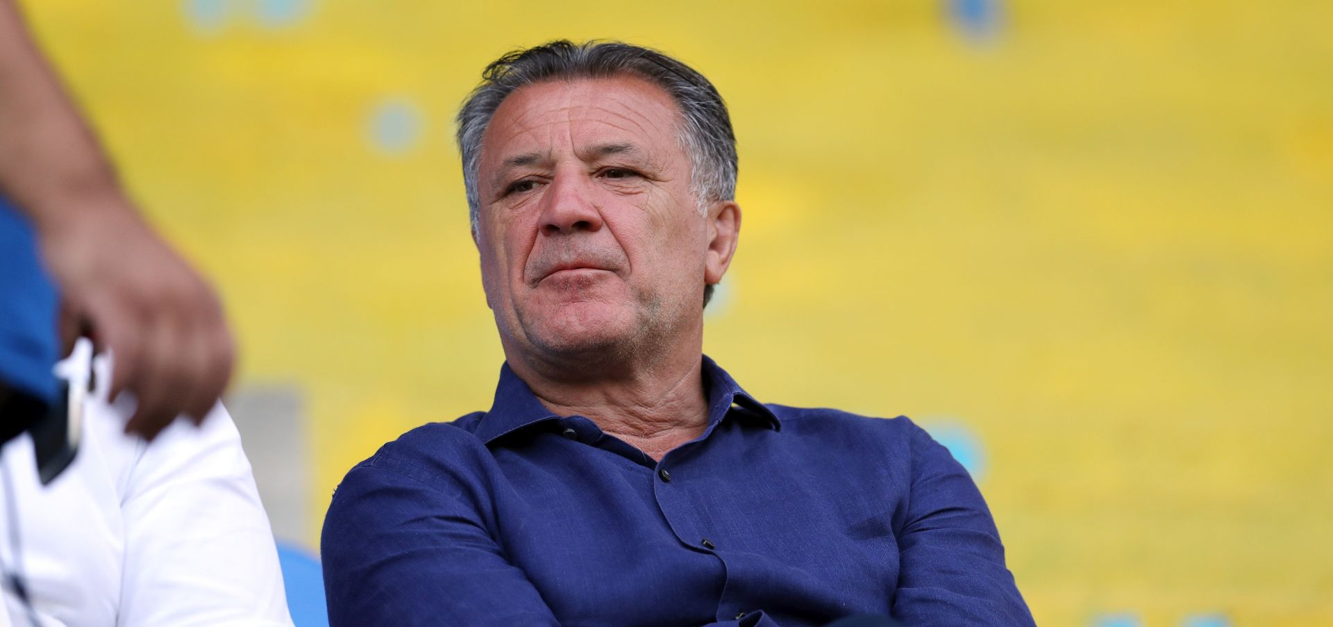 ODBIO IĆI U SPLIT Mamić nakon medicinske obrade otišao za Zagreb