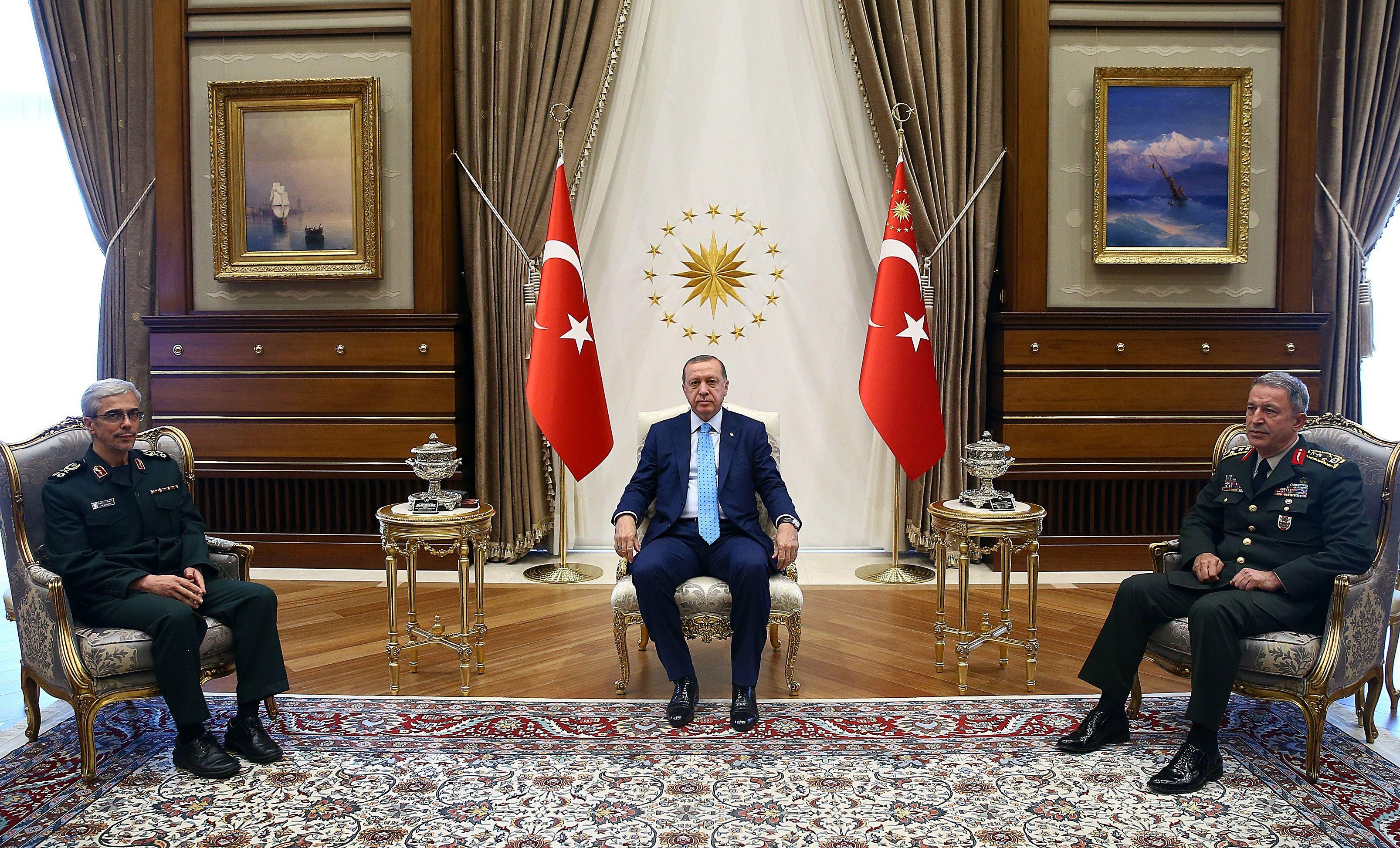 Erdogan najavio zatvaranje kopnene granice prema iračkom Kurdistanu
