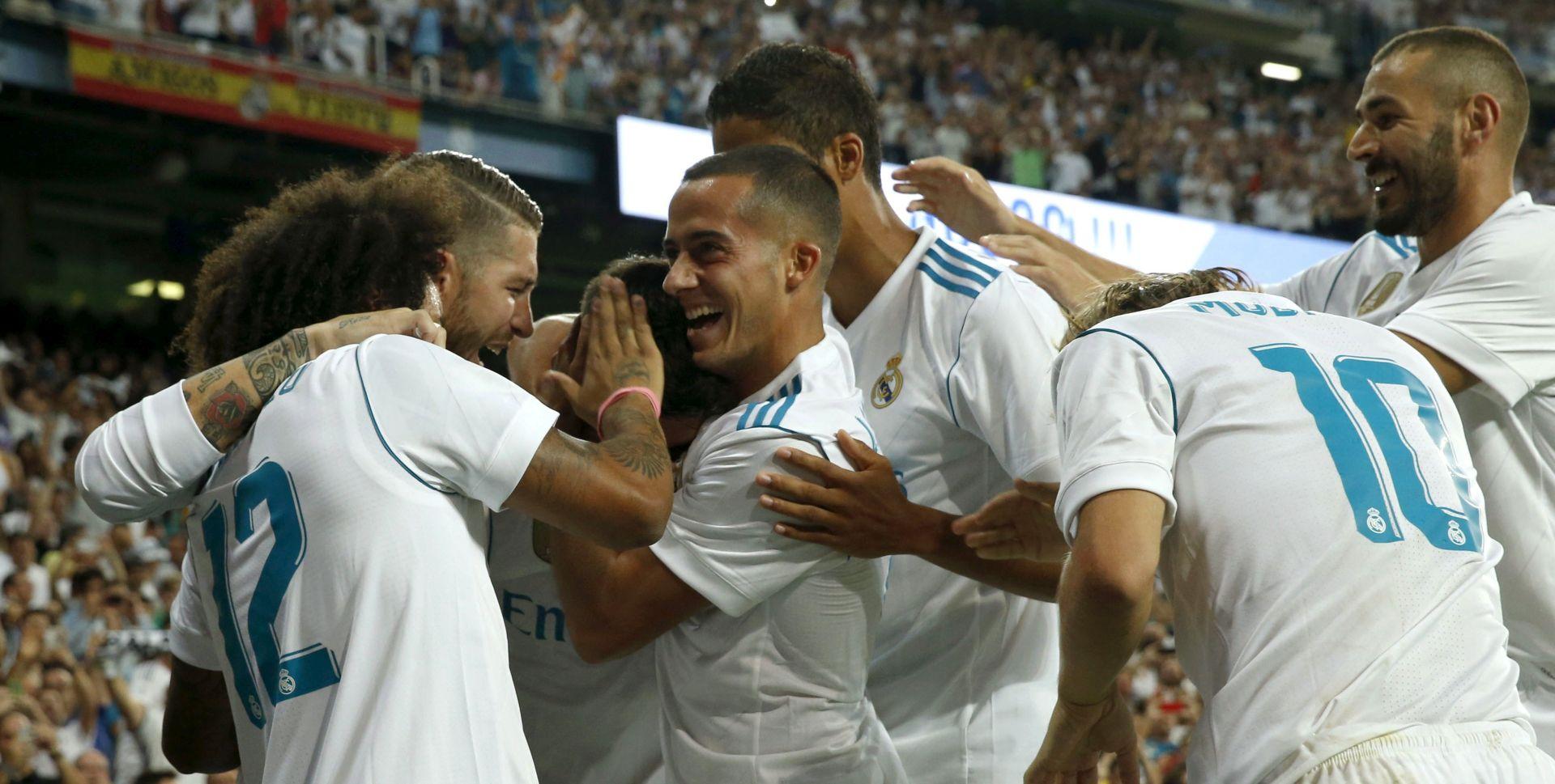 DESETI NASLOV Real Madrid uvjerljivi pobjednik španjolskog Superkupa