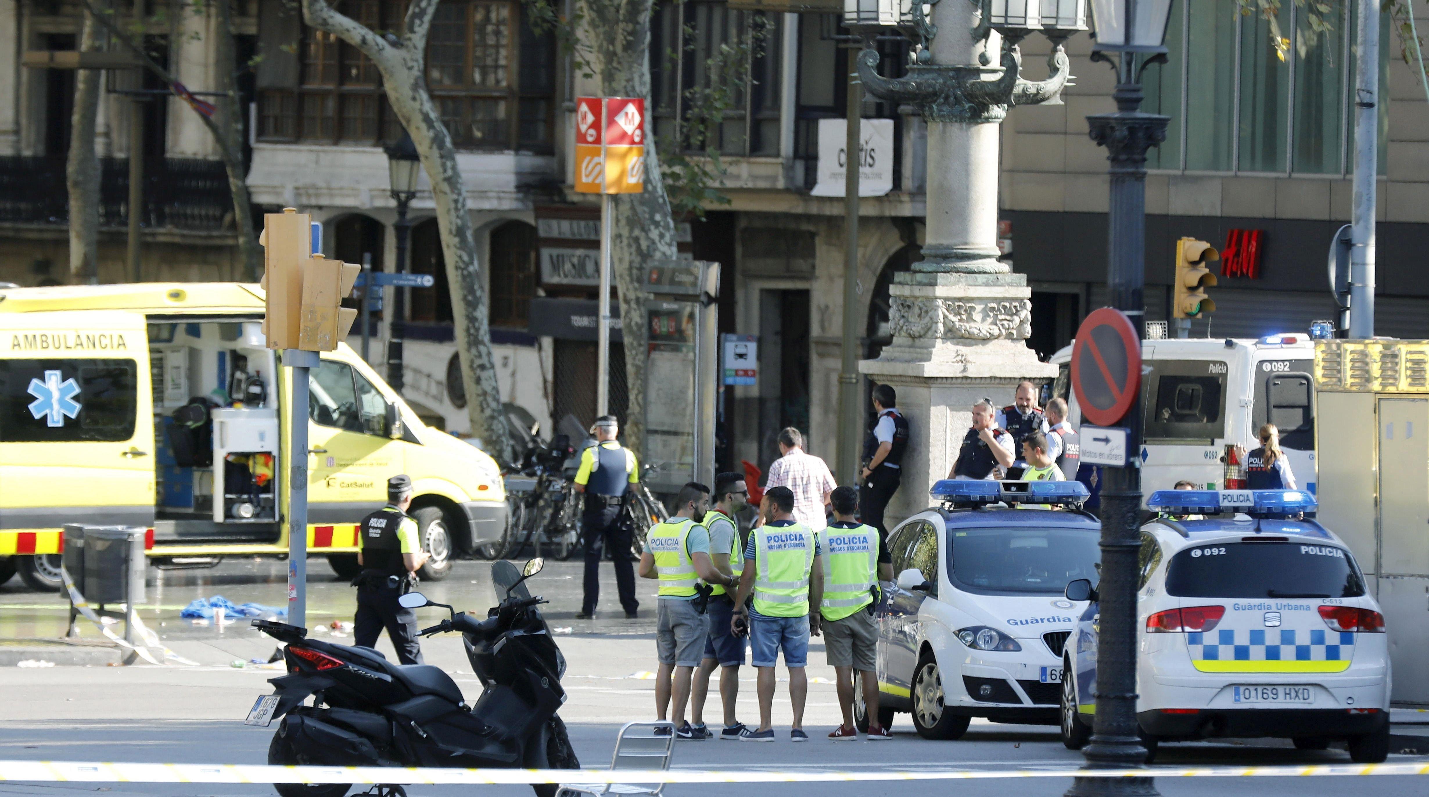 BARCELONA CIA prije dva mjeseca upozorila policiju na mogućnost terorizma