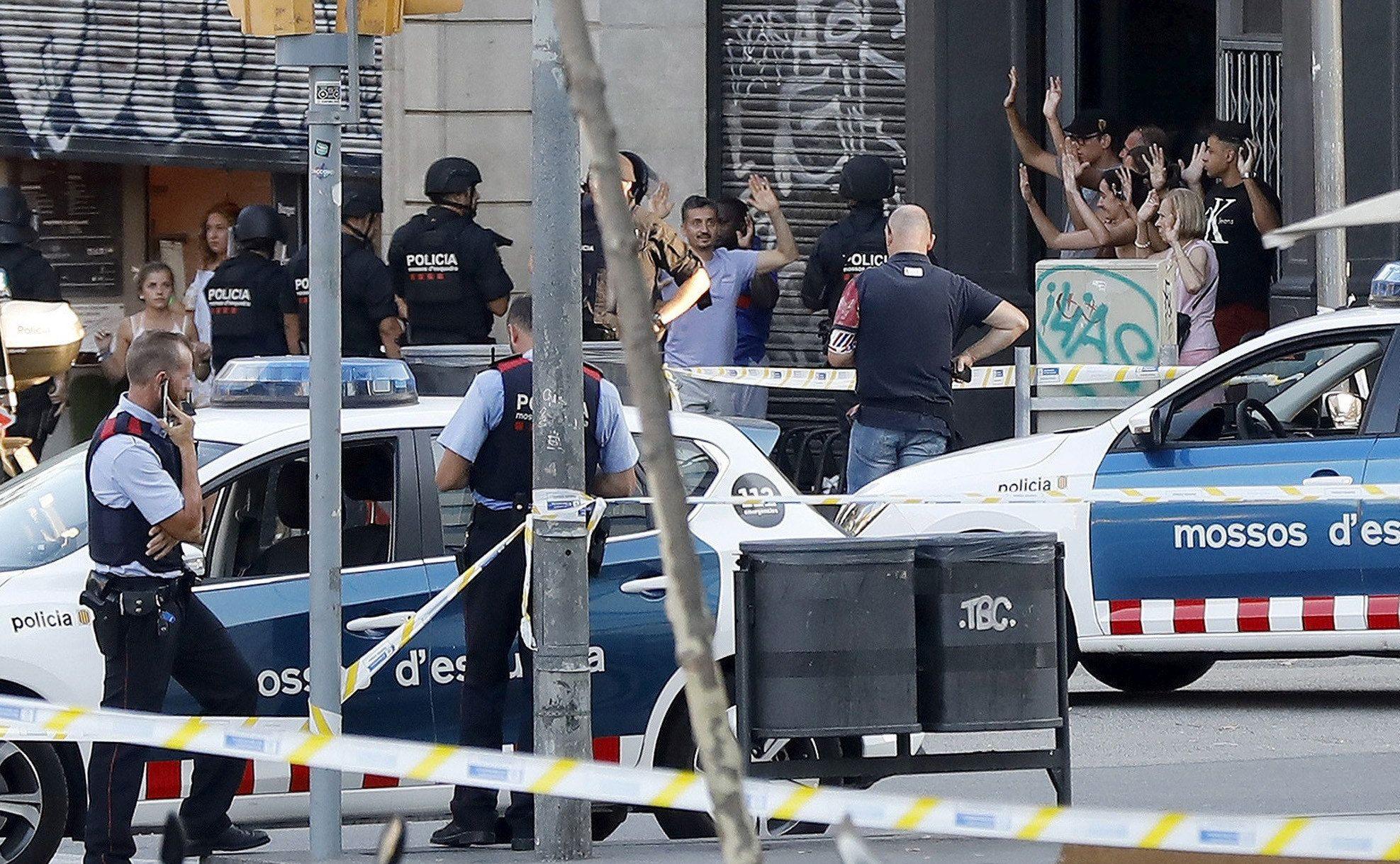 Islamska država preuzela odgovornost za napad u Barceloni