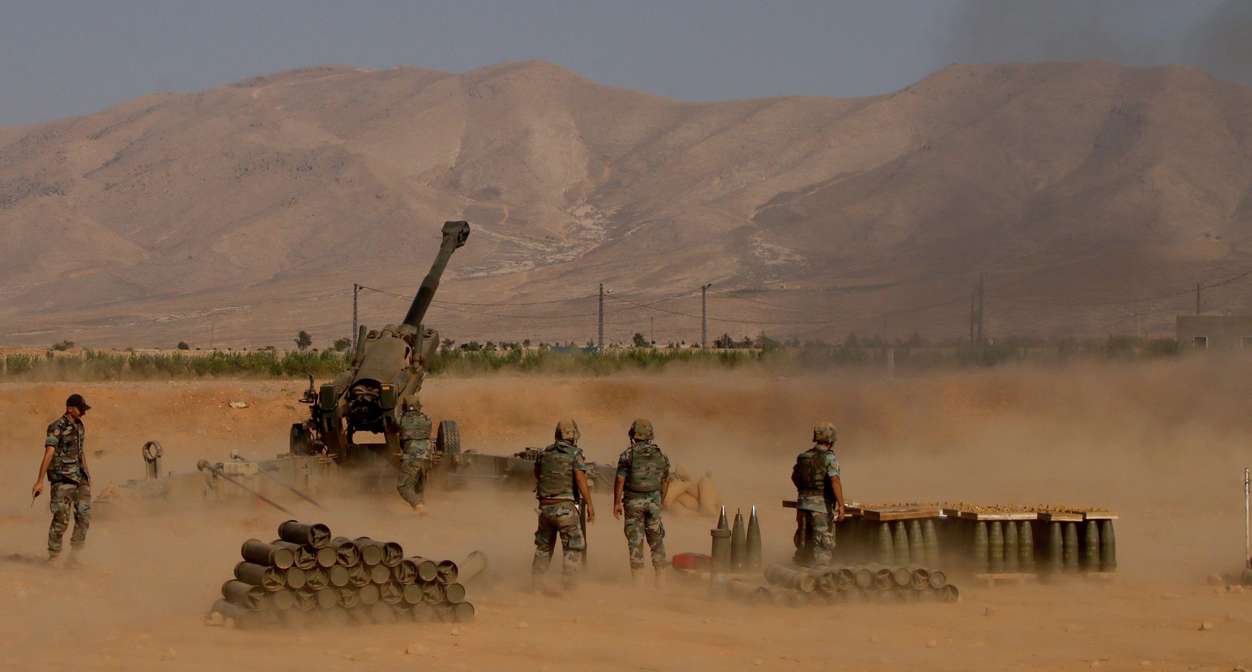 Irak i Sirija krenuli u napade na posljednja uporišta IS-a
