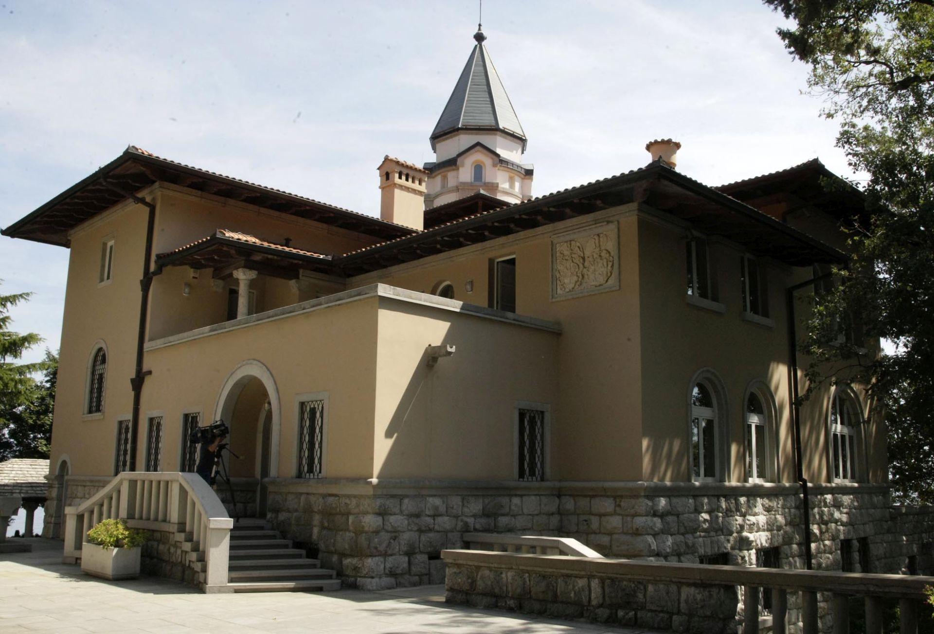 FOTO: Otvoren postupak prodaje Agrokorove Ville Castello u Medveji