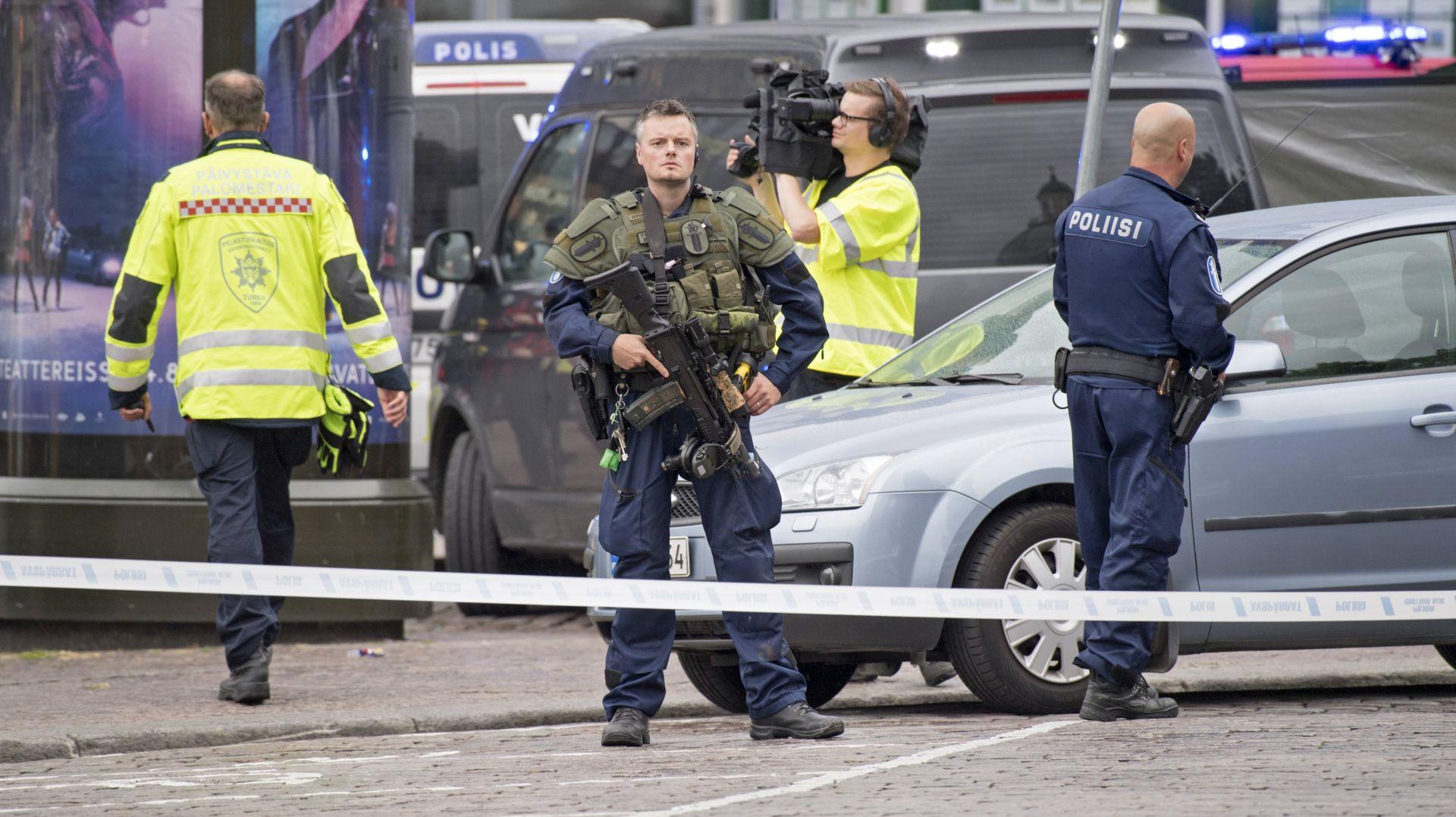U Finskoj petero uhićenih nakon napada nožem