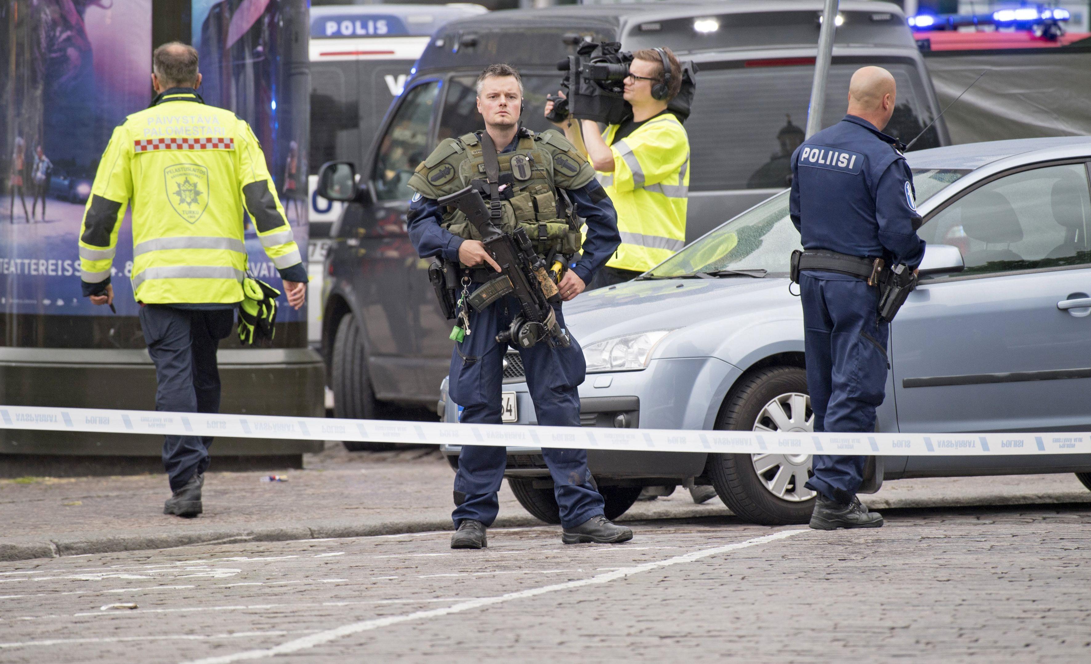Finski sud objavio identitet napadača iz Turkua; u utorak se očituje pred sudom