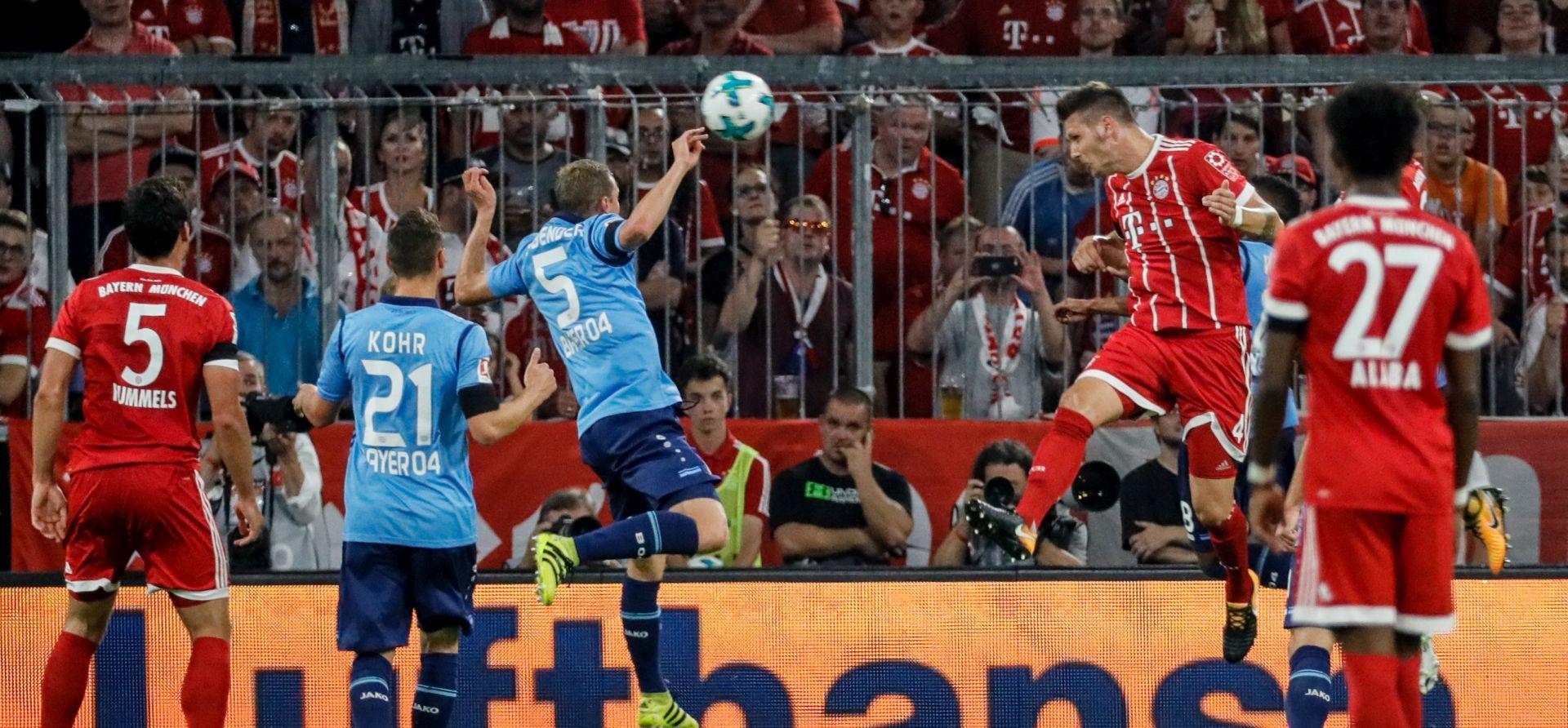 STARTALA BUNDESLIGA Bayern slavio protiv Bayera