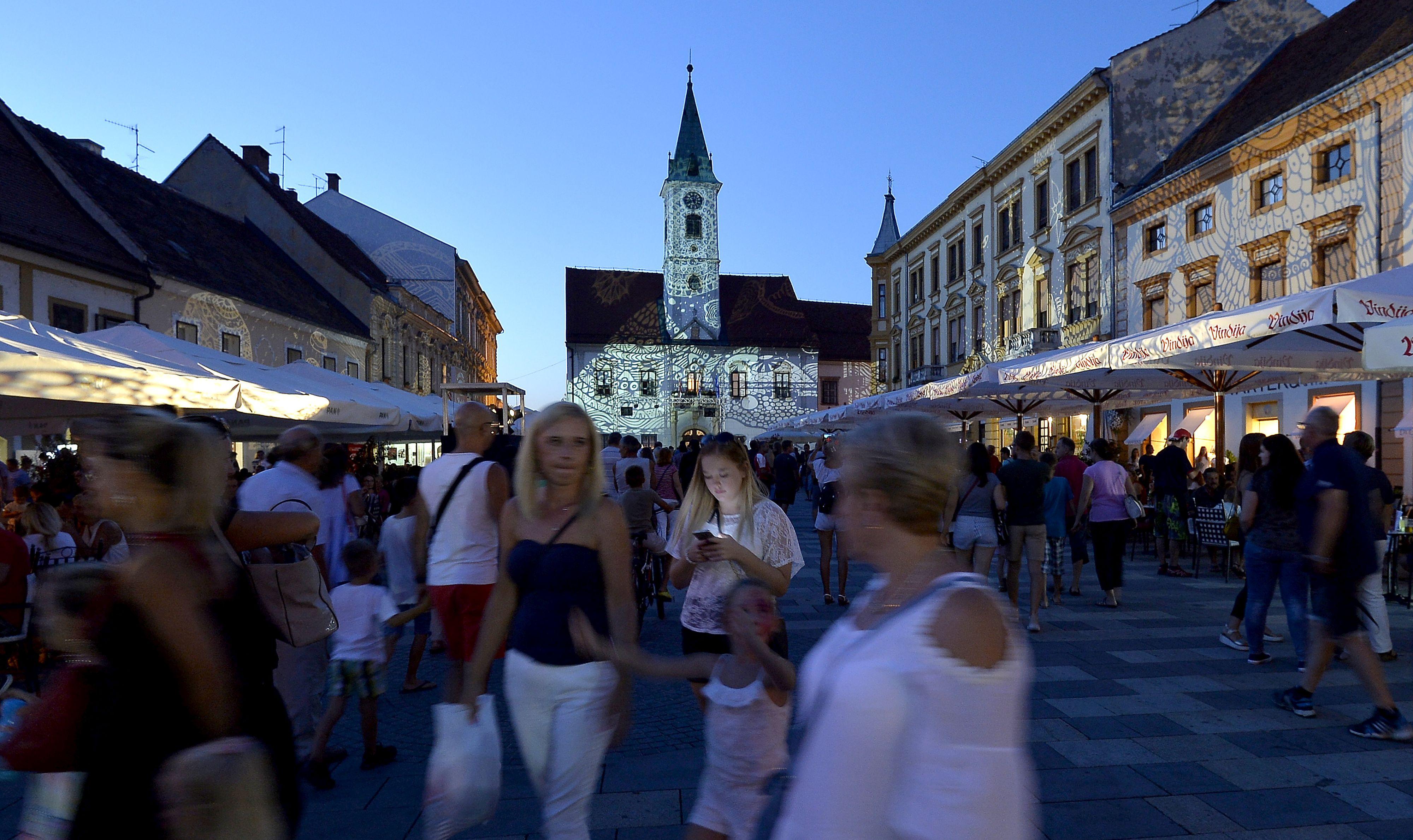 Špancirfest privukao na varaždinske ulice i trgove na tisuće posjetitelja