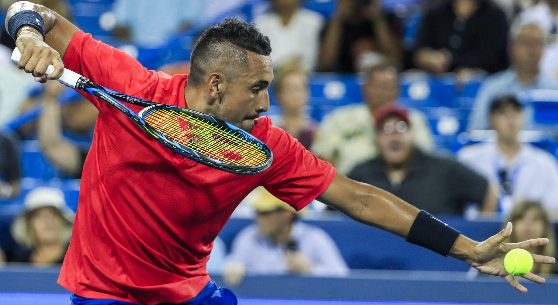 ATP Cincinnati: Kyrgios protiv Dimitrova za naslov