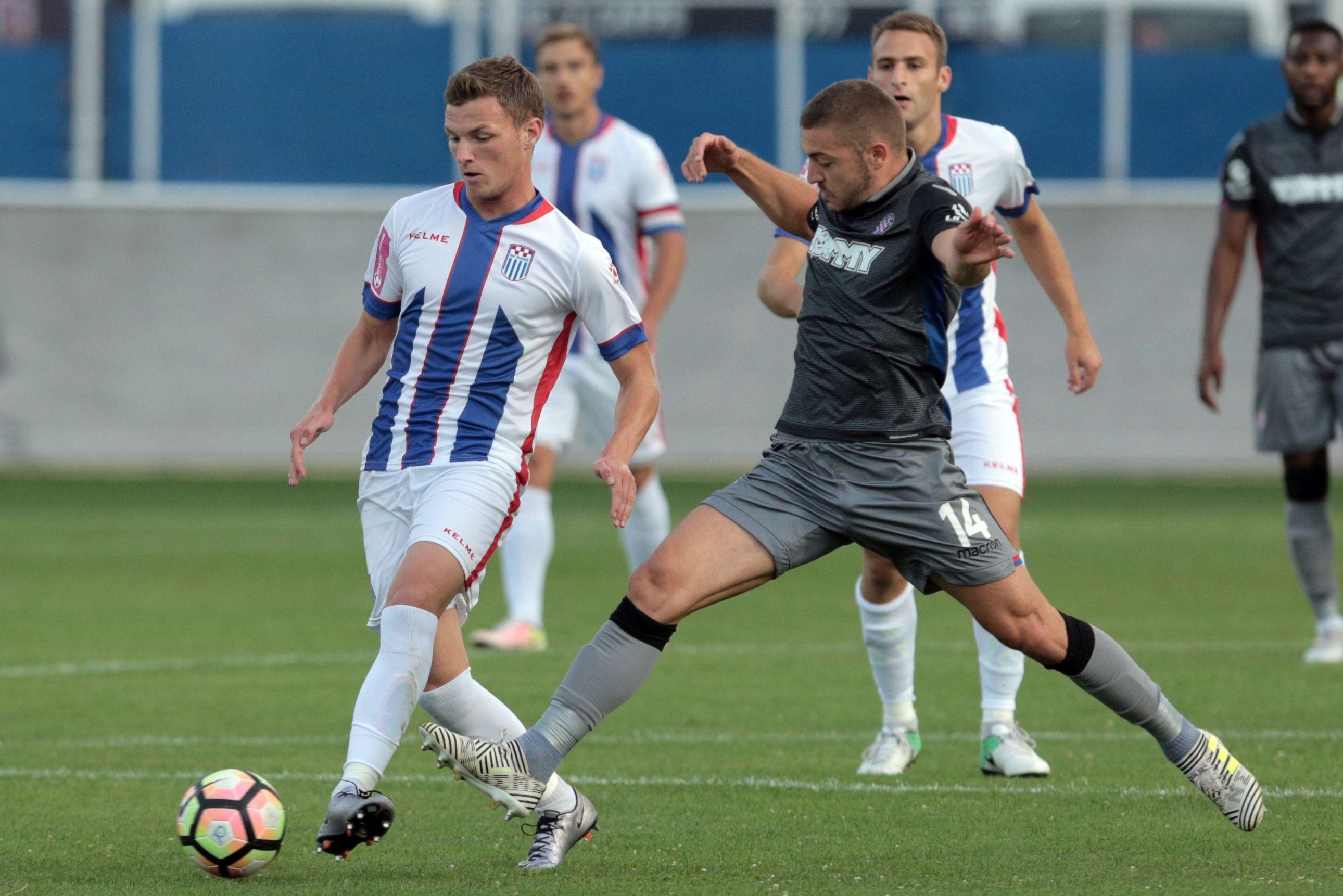 PRVA HNL Rudeš – Hajduk 0:4