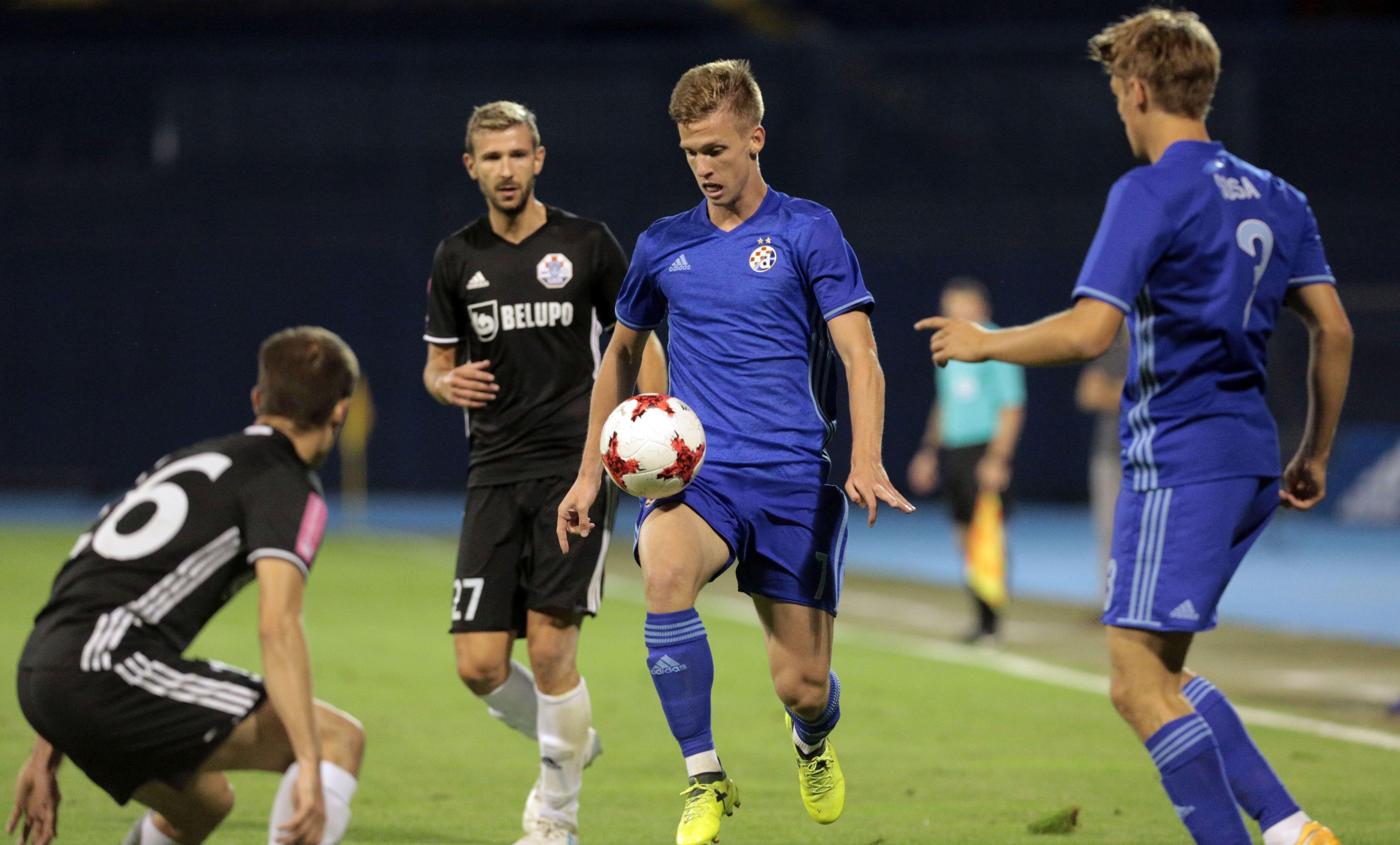 PRVA HNL Dinamo – Slaven Belupo 2:0