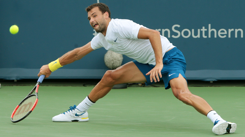 ATP CINCINNATI Dimitrov naslijedio Čilića i osvojio svoj prvi Masters
