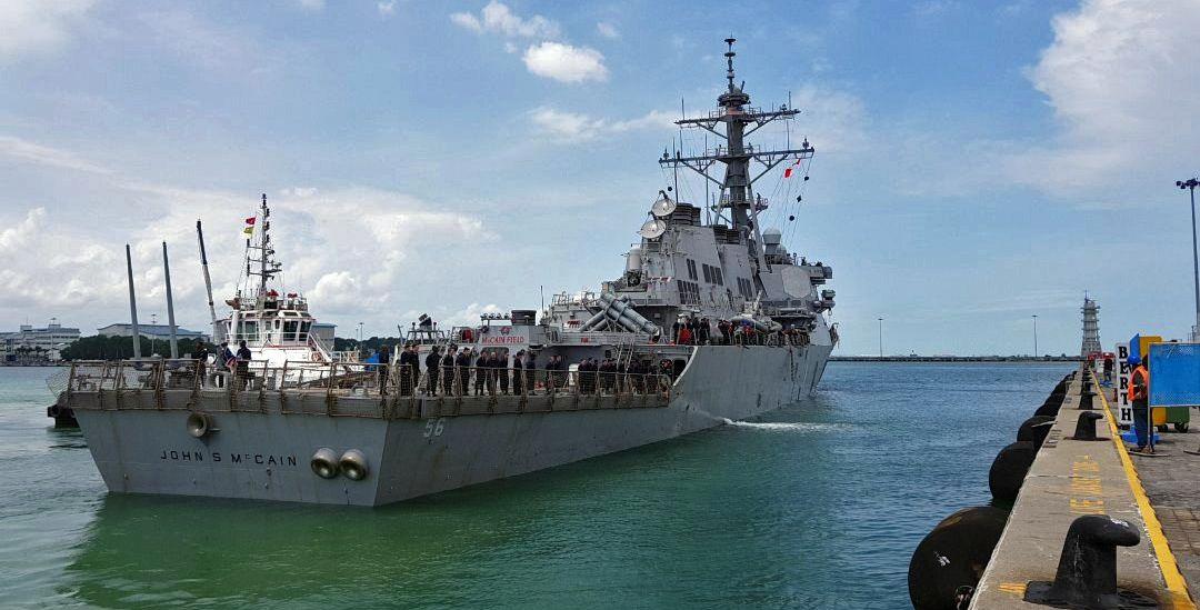 SAD Pronađena tijela američkih mornara