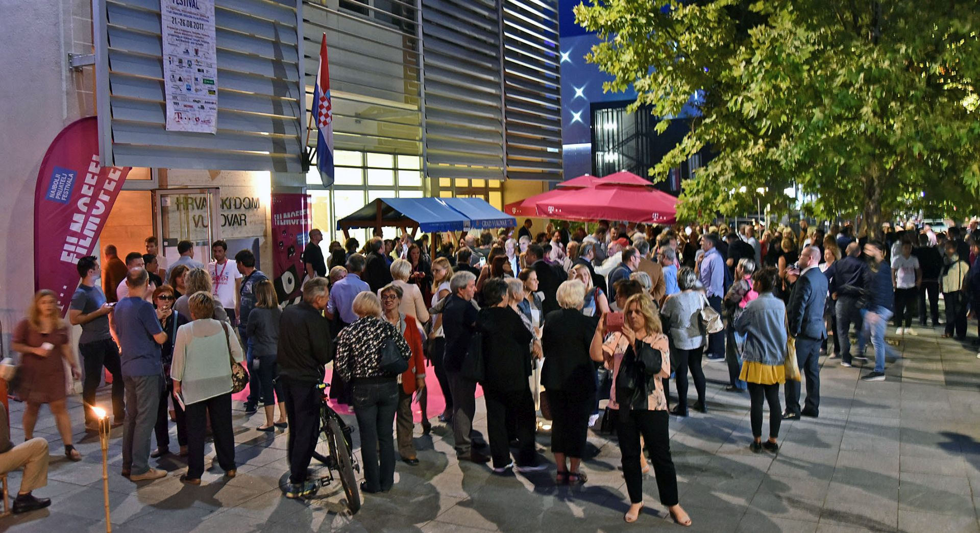 Svečano otvoren 11. Vukovar film festival