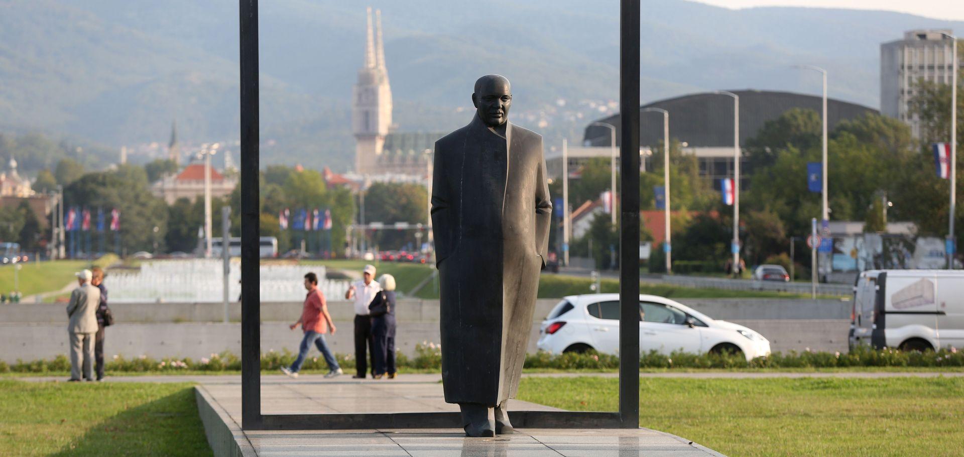 Obilježena 100. obljetnica rođenja zagrebačkog gradonačelnika Većeslava Holjevca