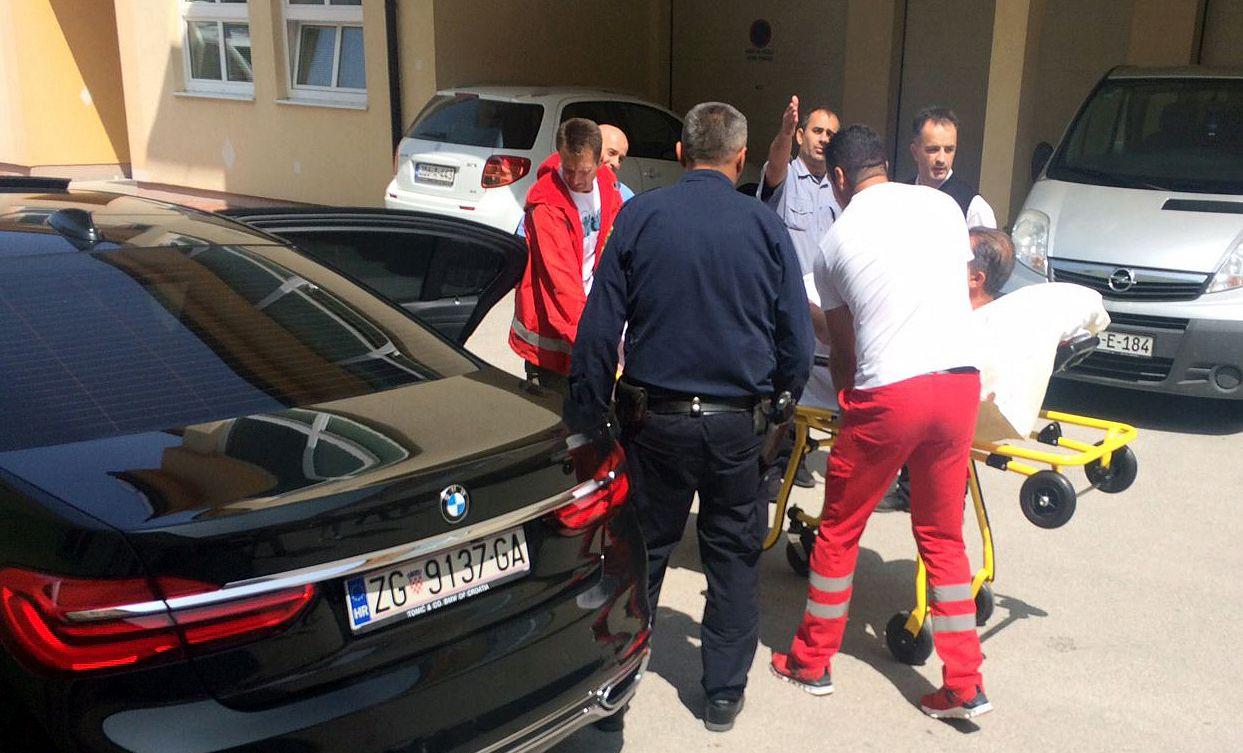 Zdravko Mamić napustio bolnicu