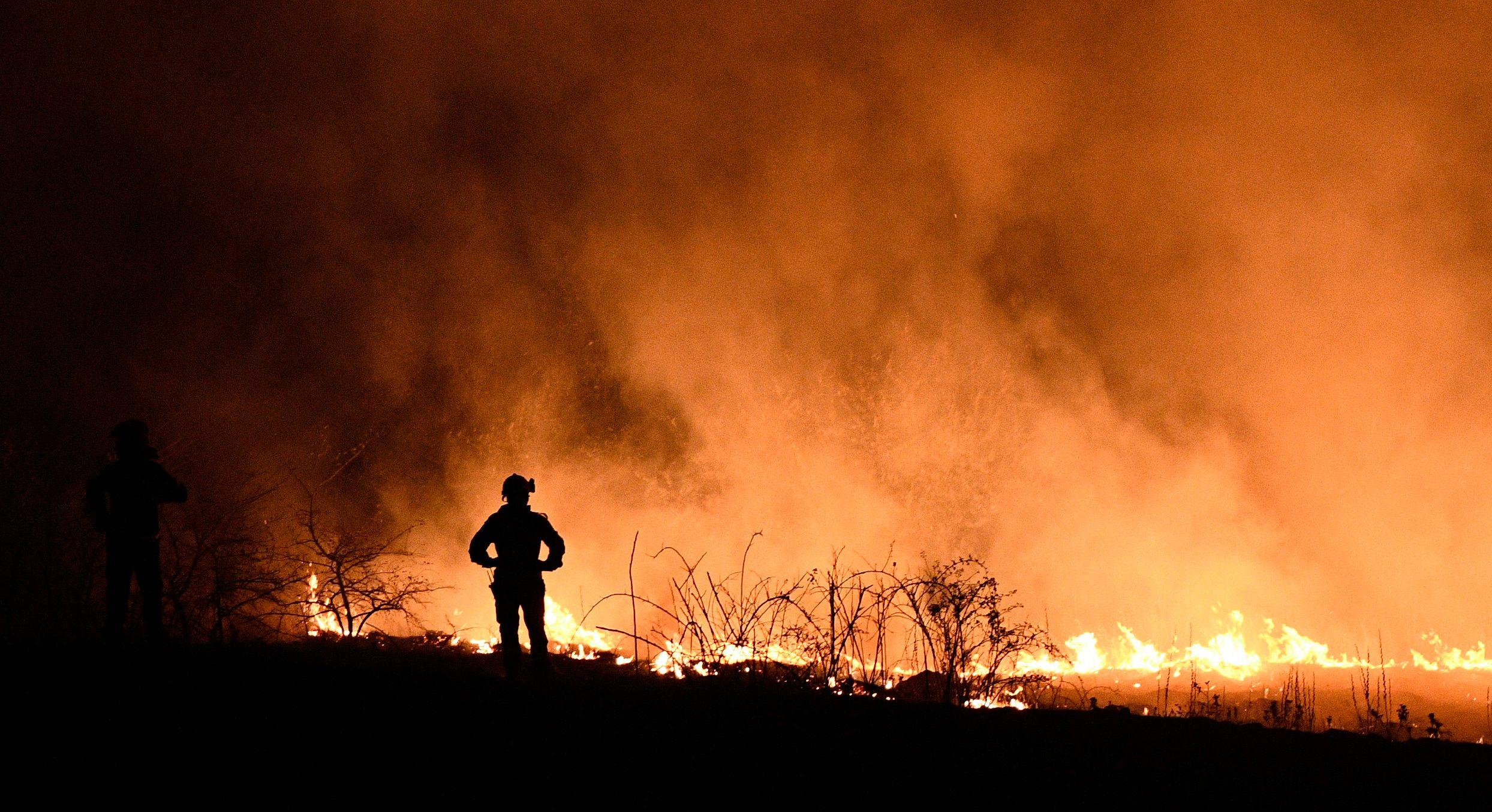 DALMACIJA Požari na Mljetu i Promini pod kontrolom