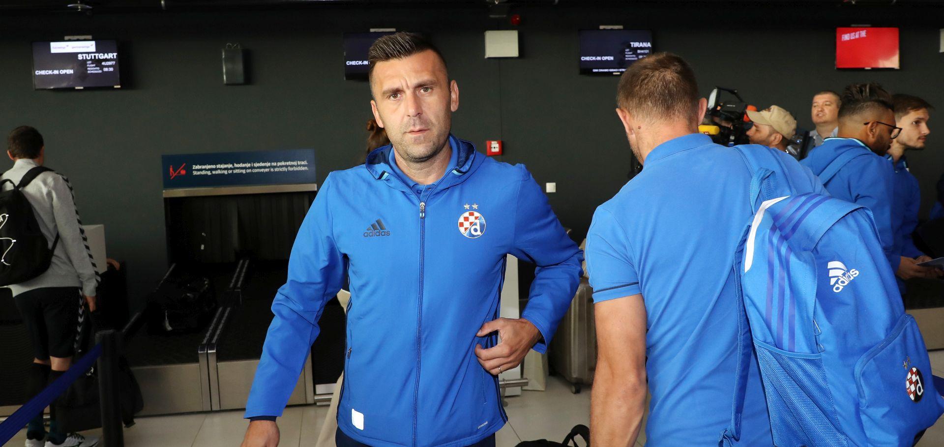 CVITANOVIĆ 'Želimo proći u Europa Ligu i tako ćemo se postaviti'