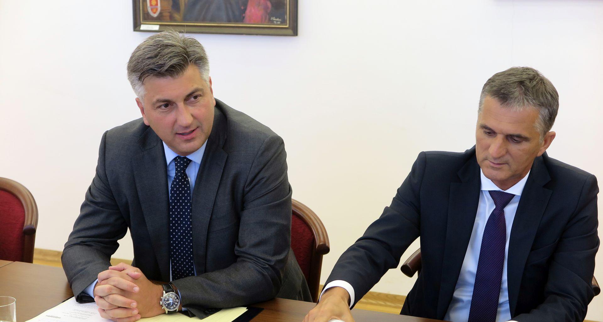 Hrvatska država daruje Porečkoj i Pulskoj biskupiji Vilu Idolu u Puli