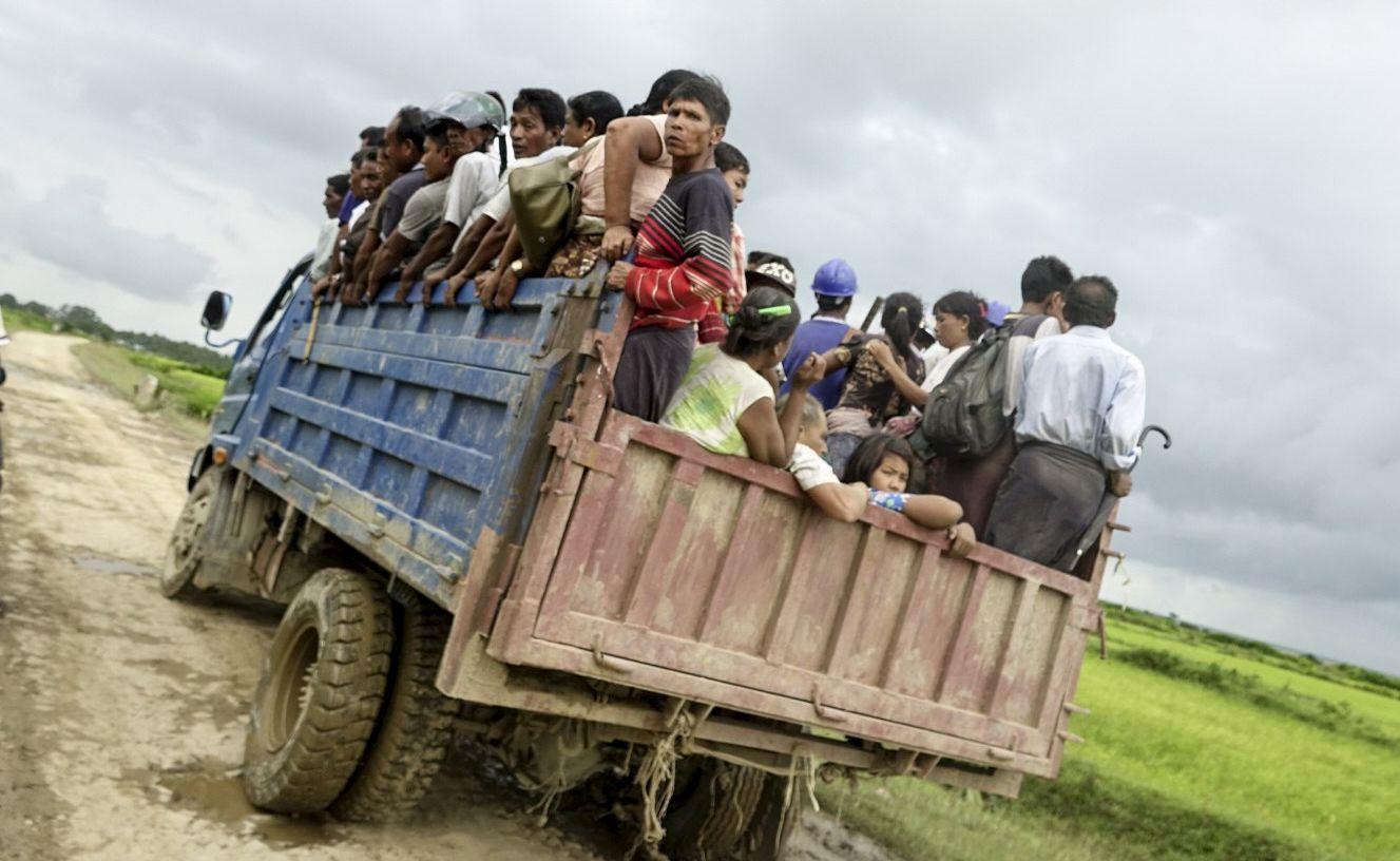 Najmanje 71 ubijenih u sukobima u Mianmaru