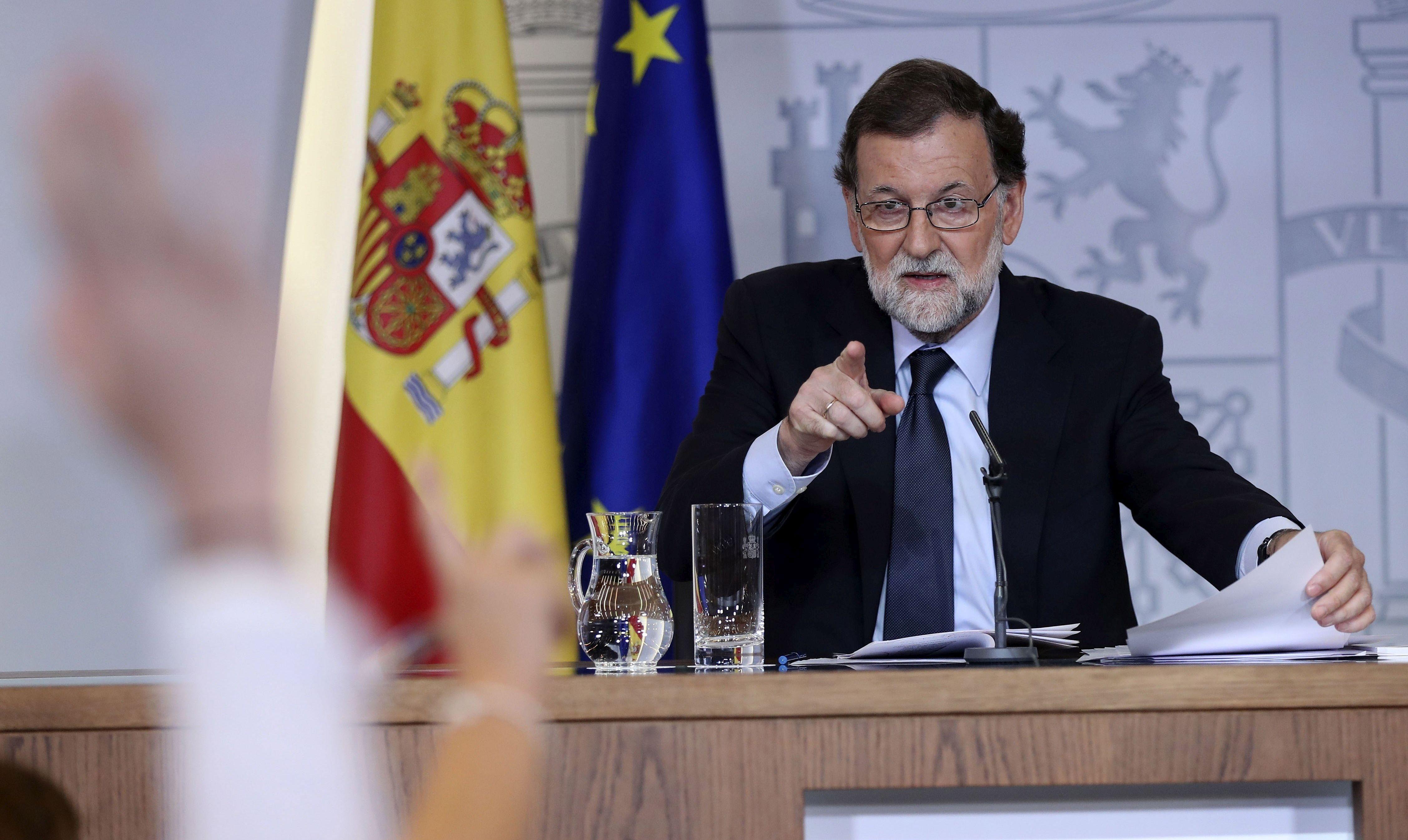Nastavlja se rat živaca između Madrida i katalonskih separatista