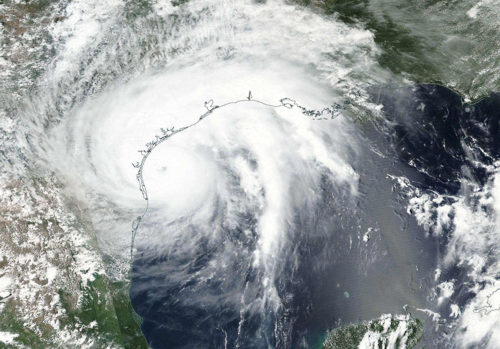 Klimatske promjene donose jače uragane ali ne i češće
