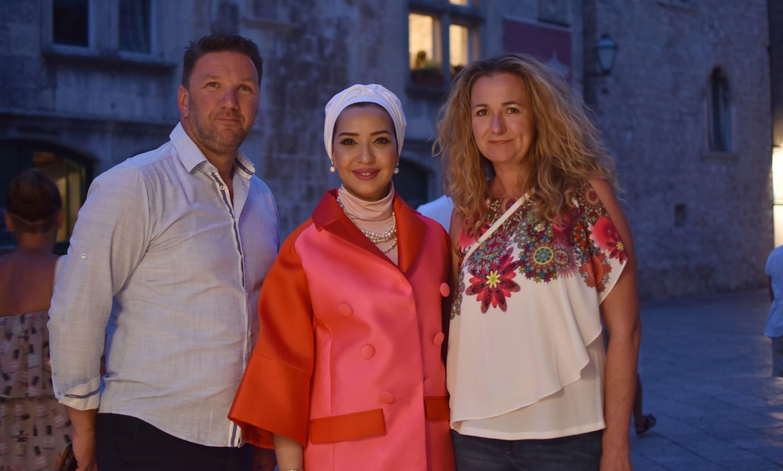 U Korčuli izložba katarske umjetnice Amal Al Aathem