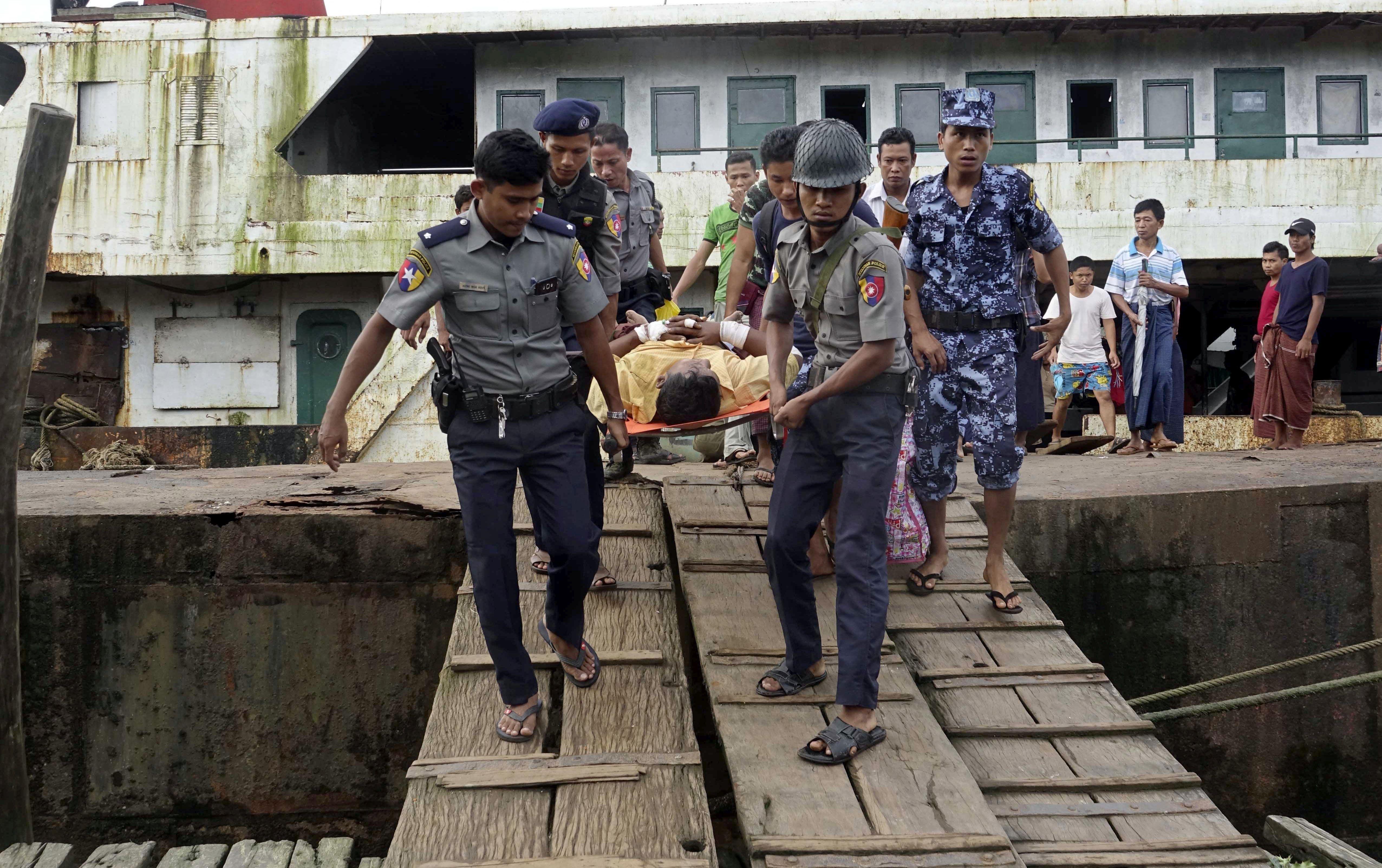 Glavni tajnik UN-a duboko zabrinut ubijanjem civila u Mijanmaru