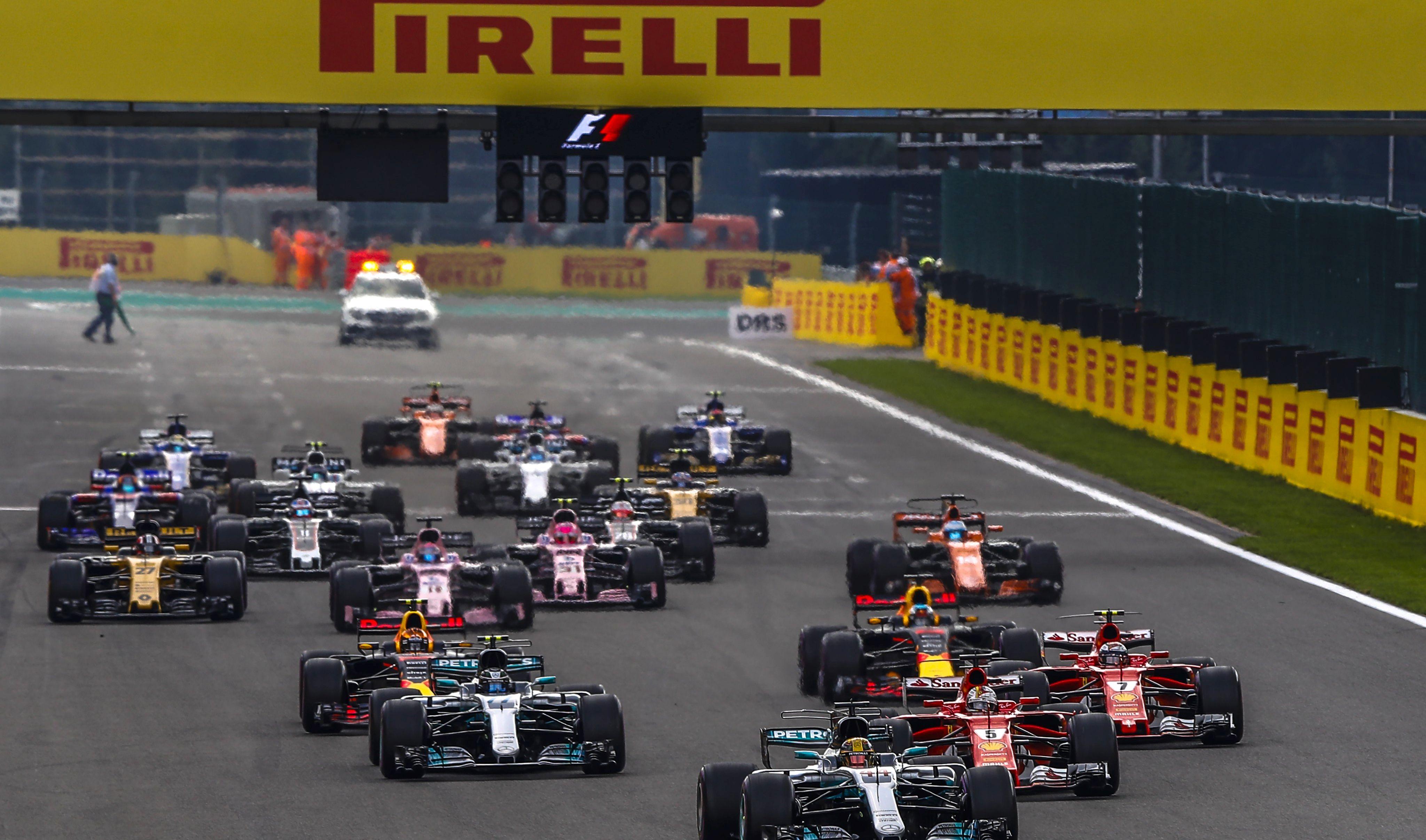 F1 – Pobjeda Hamiltona u Belgiji