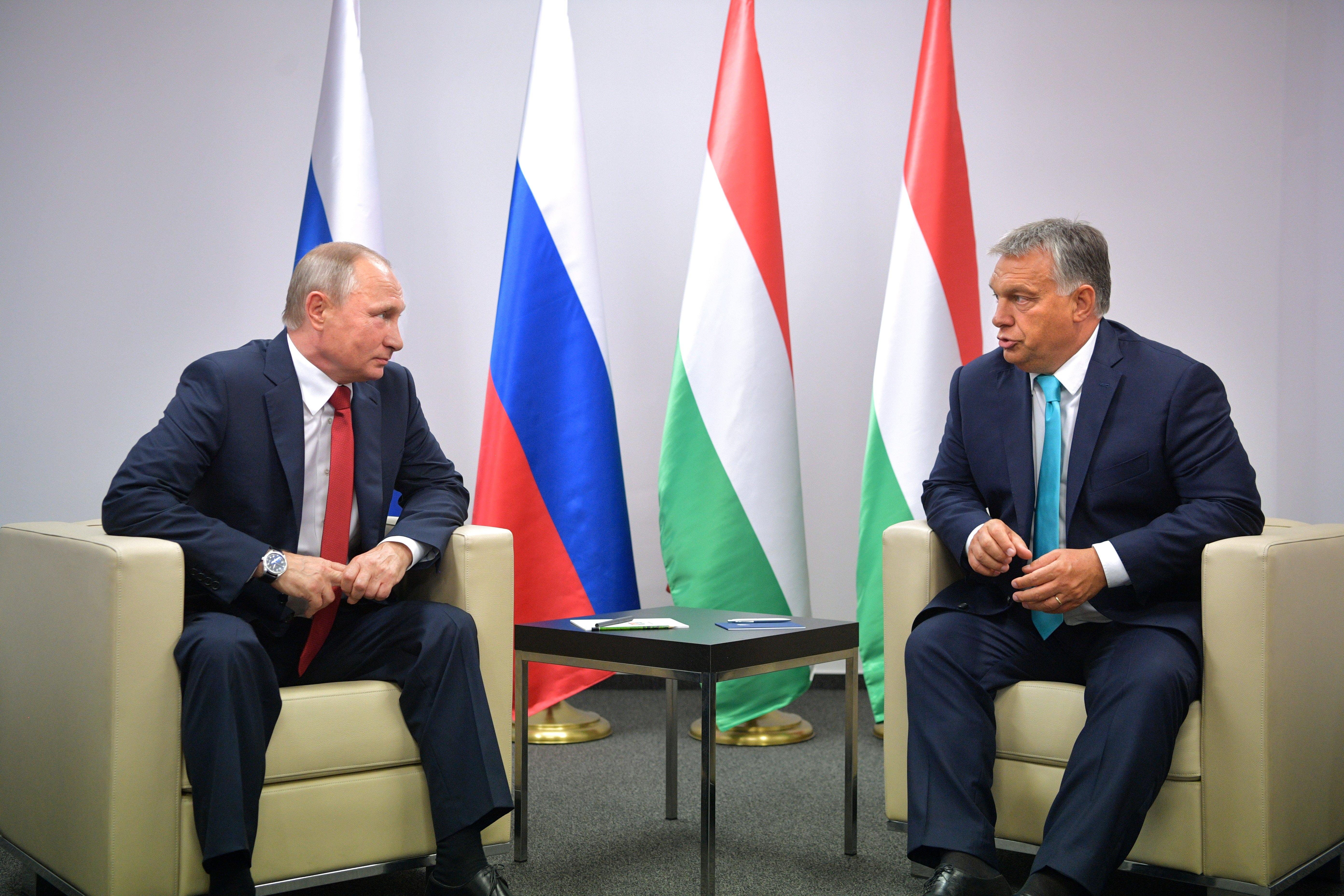 PUTIN 'Rusija osigurala novac za nuklearne reaktore u Mađarskoj, radovi 2018.'