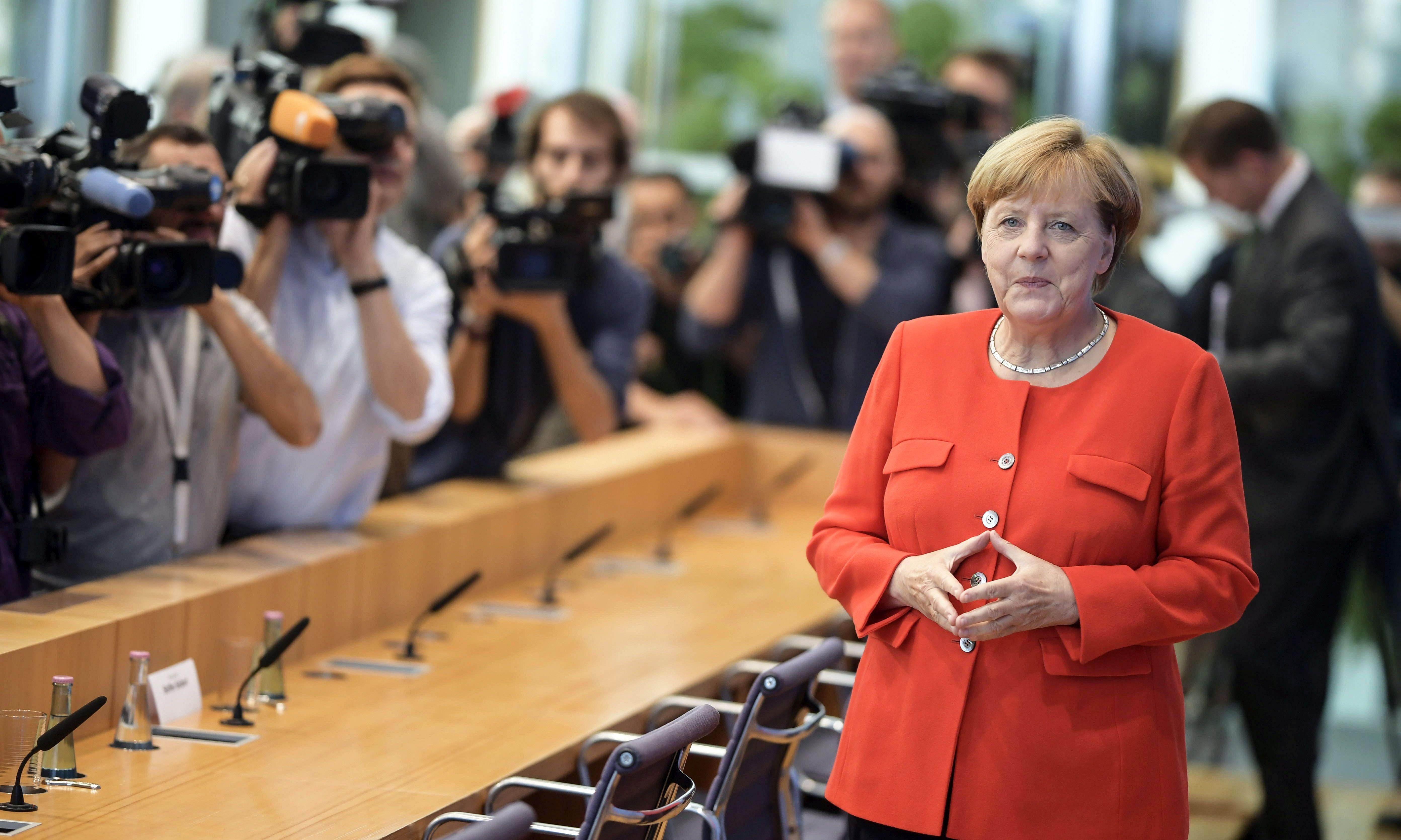 Merkel brani svoju izbjegličku politiku