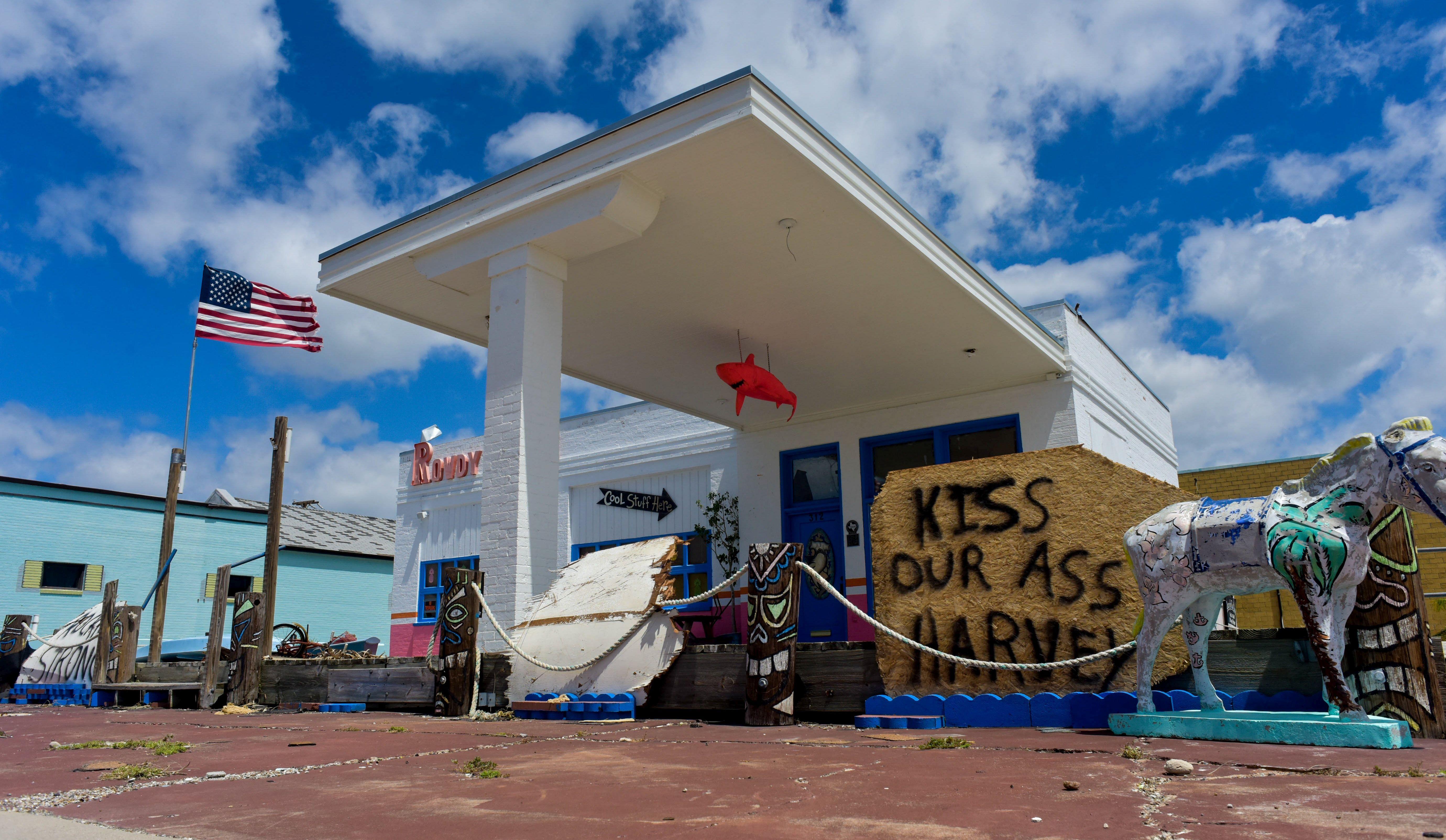 Oluja Harvey obrušila se na Louisianu nakon što je poplavila Teksas