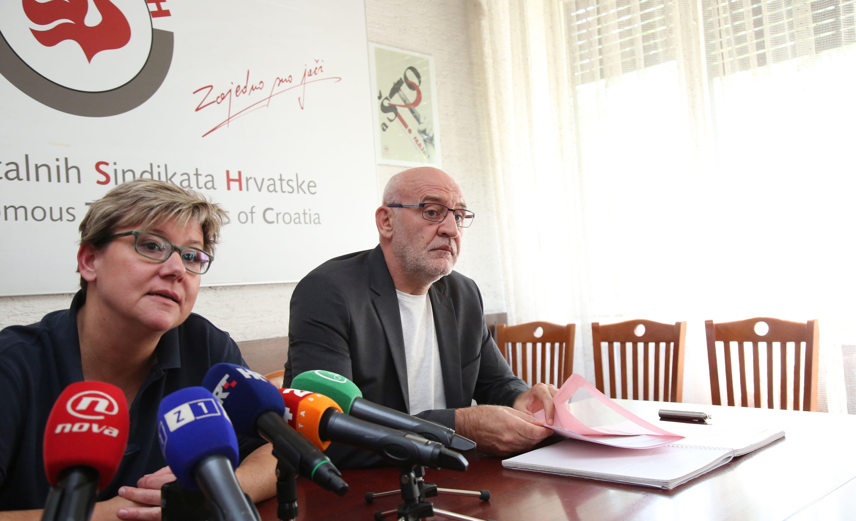 Sindikat pozvao Vladu da prihvati Bandićevu ponudu za obnovu IMZ-a