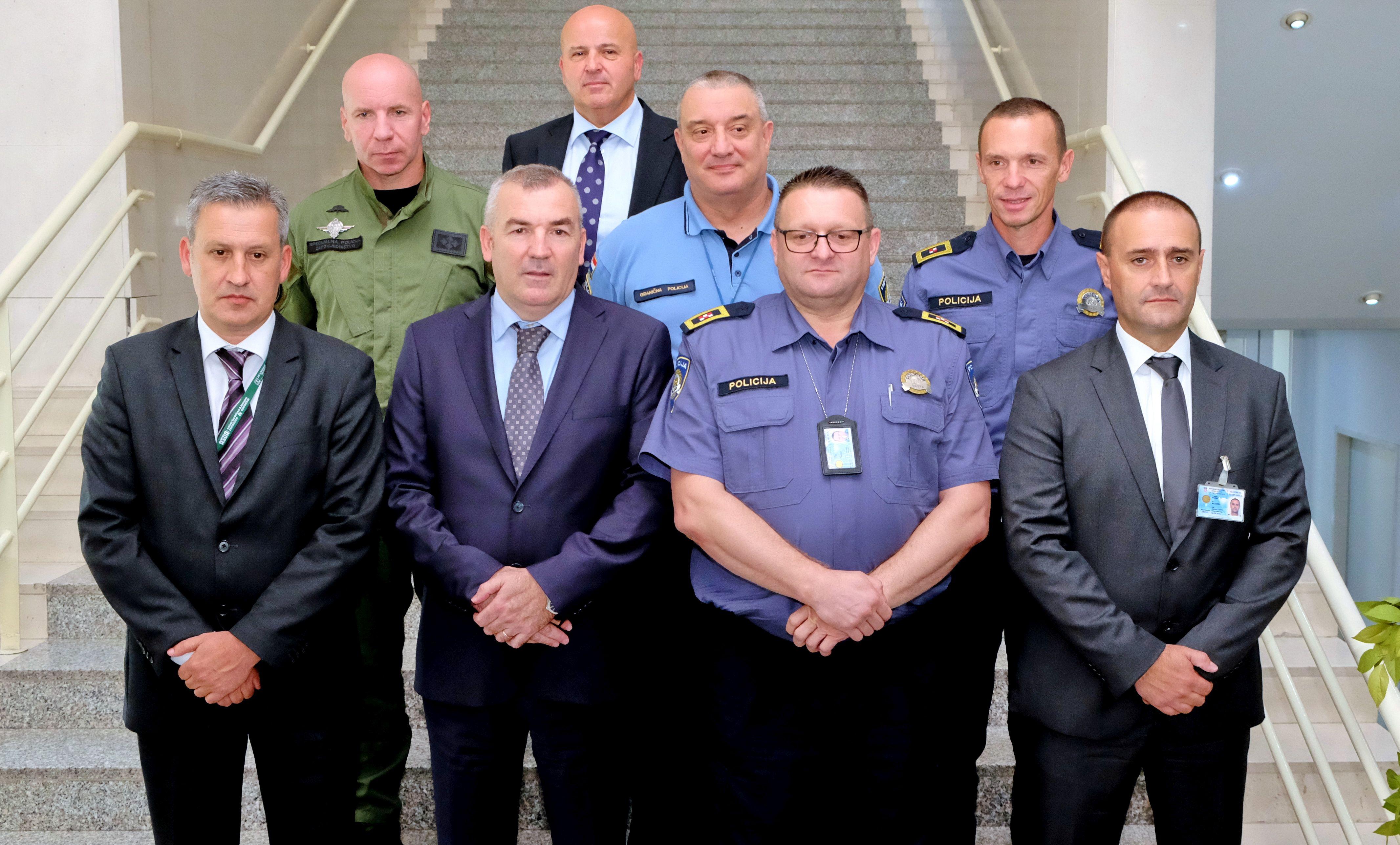 POLICIJA 'Milina predstavio najbliže suradnike'