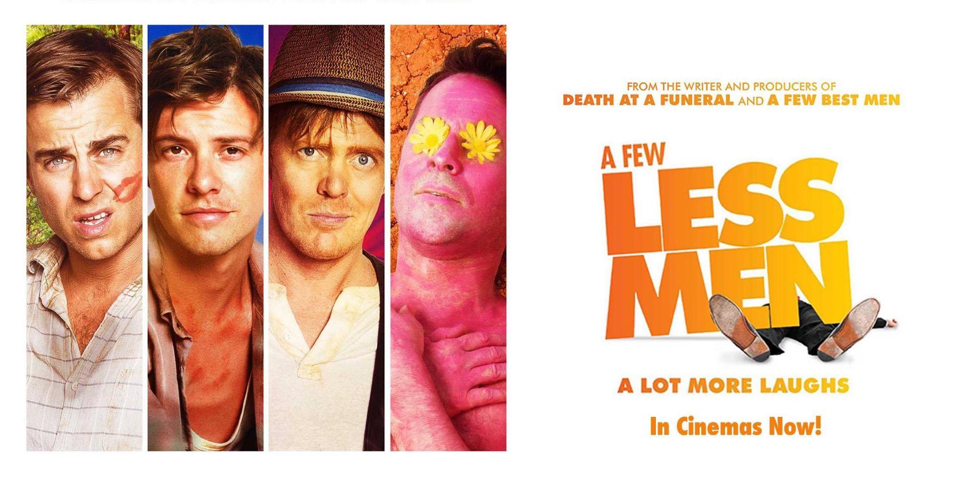 VIDEO: Australska urnebesna komedija 'Mamurni kumovi 2'