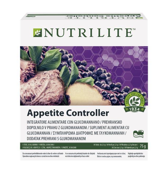 Uspostavite kontrolu nad tjelesnom težinom uz Amway NUTRILITE™ Appetite Controller