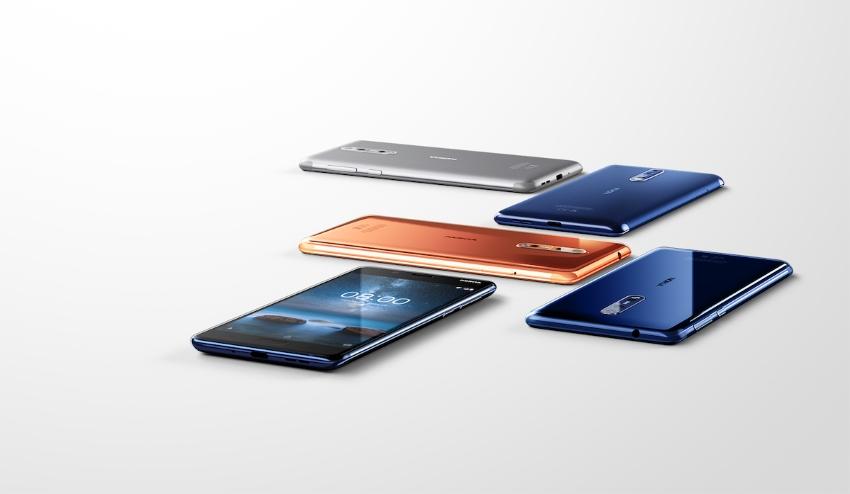 Pametni telefon Nokia 8 od sad pokreće Android™ 8.0 Oreo™