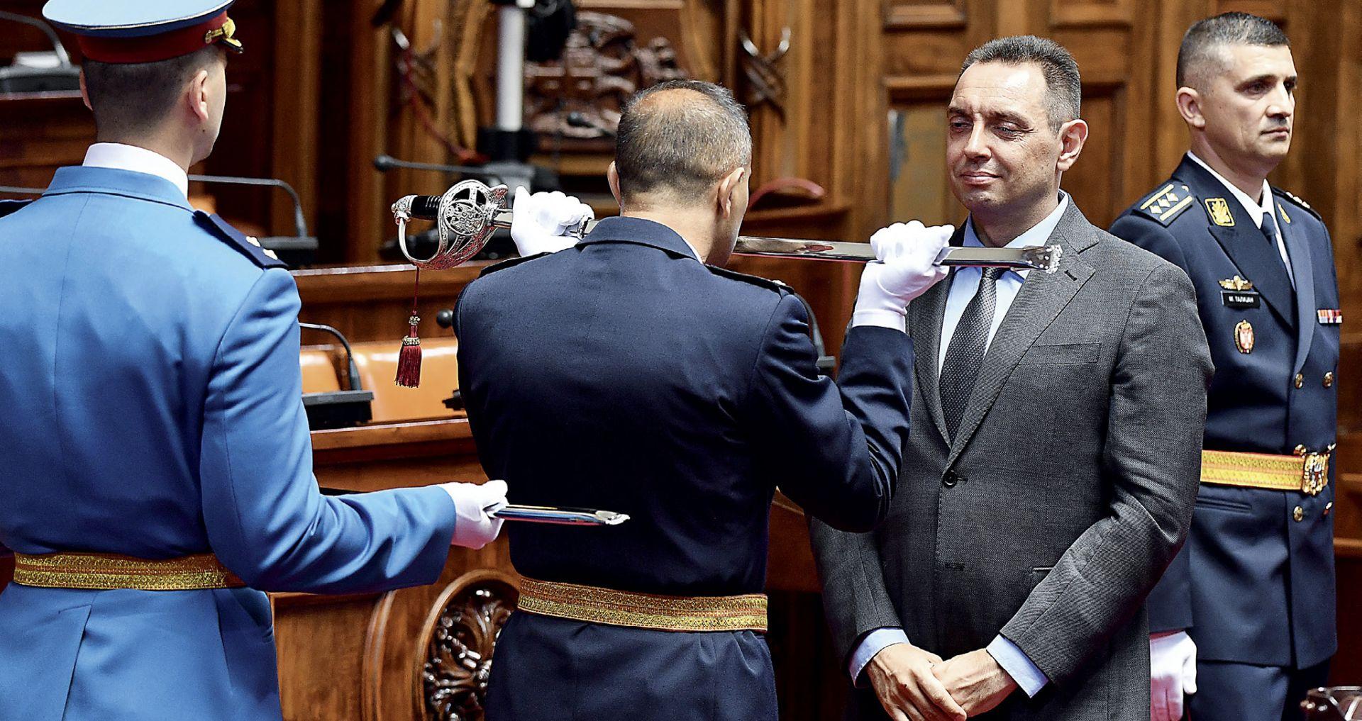 Ratni huškač i Vučićev čovjek za sijanje mržnje preuzeo srpsko Ministarstvo obrane