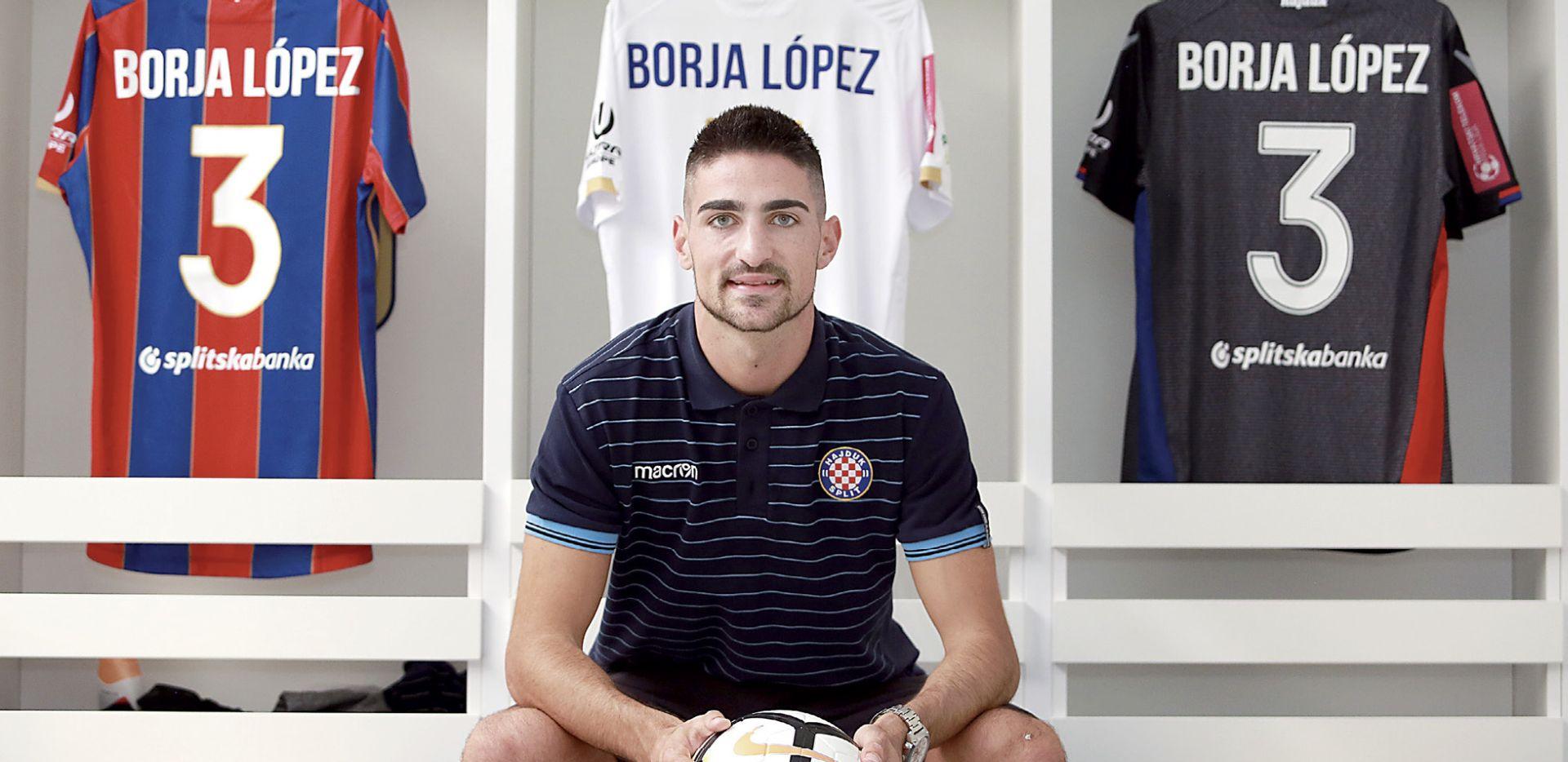 'Nisam požalio što sam nakon Barcelone odabrao Hajduk'