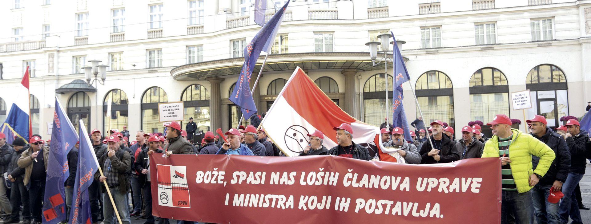 EKSKLUZIVNI DOKUMENTI: Što sadrži plan za smanjivanje napuhanih prava osiljenih sindikalnih predstavnika